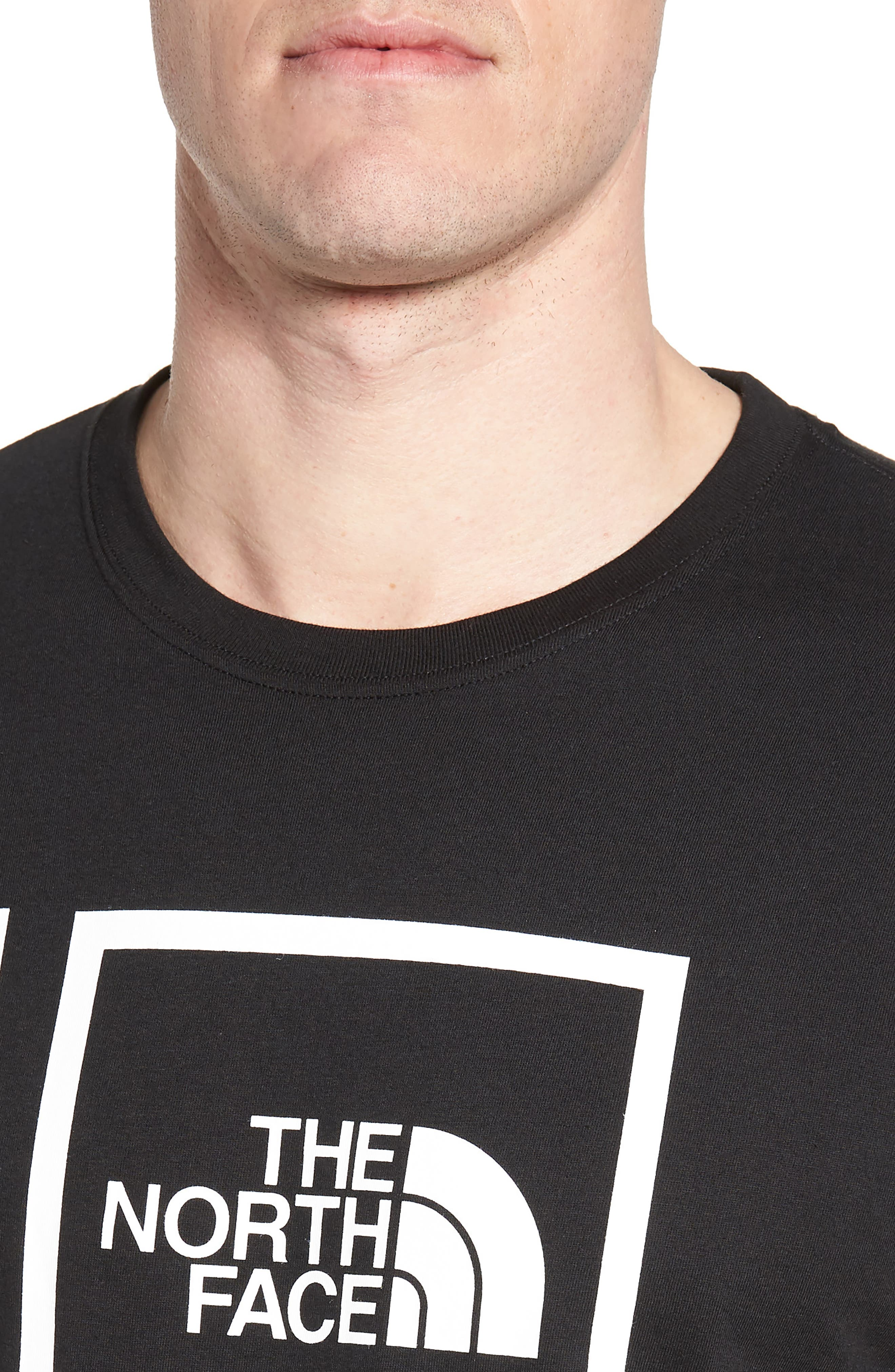 1966 Box Crewneck Cotton T-Shirt,                             Alternate thumbnail 10, color,