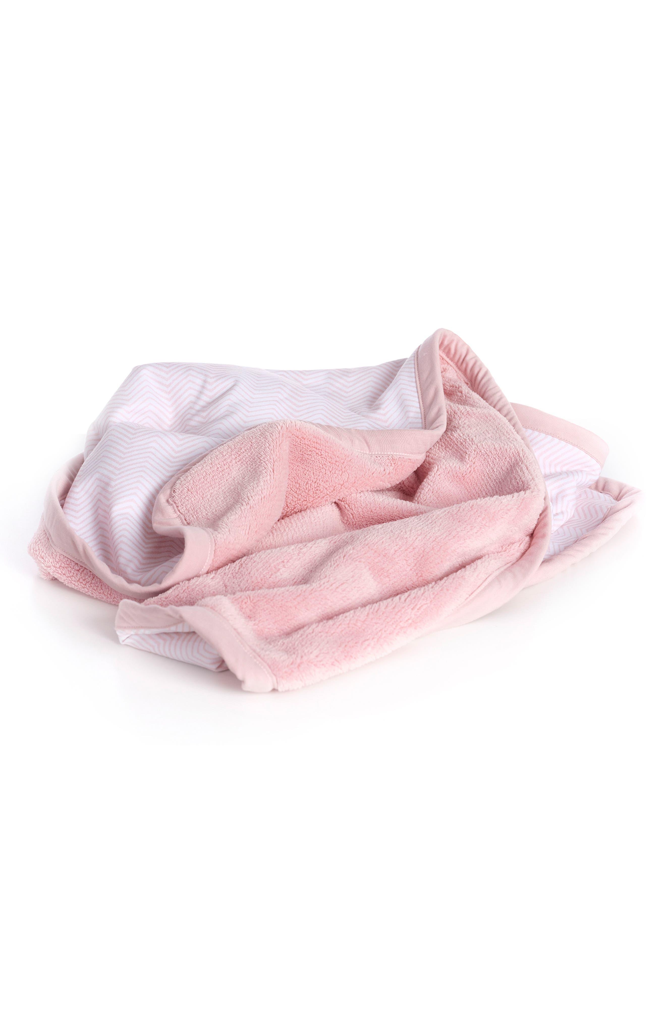 Cuddle Blanket & Wearable Blanket Set,                             Alternate thumbnail 6, color,
