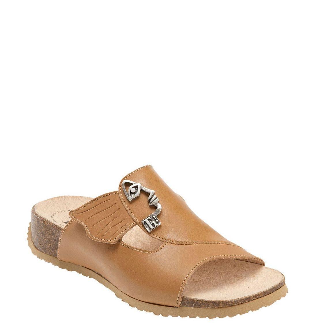'Mizzi with Face' Sandal,                         Main,                         color, 213