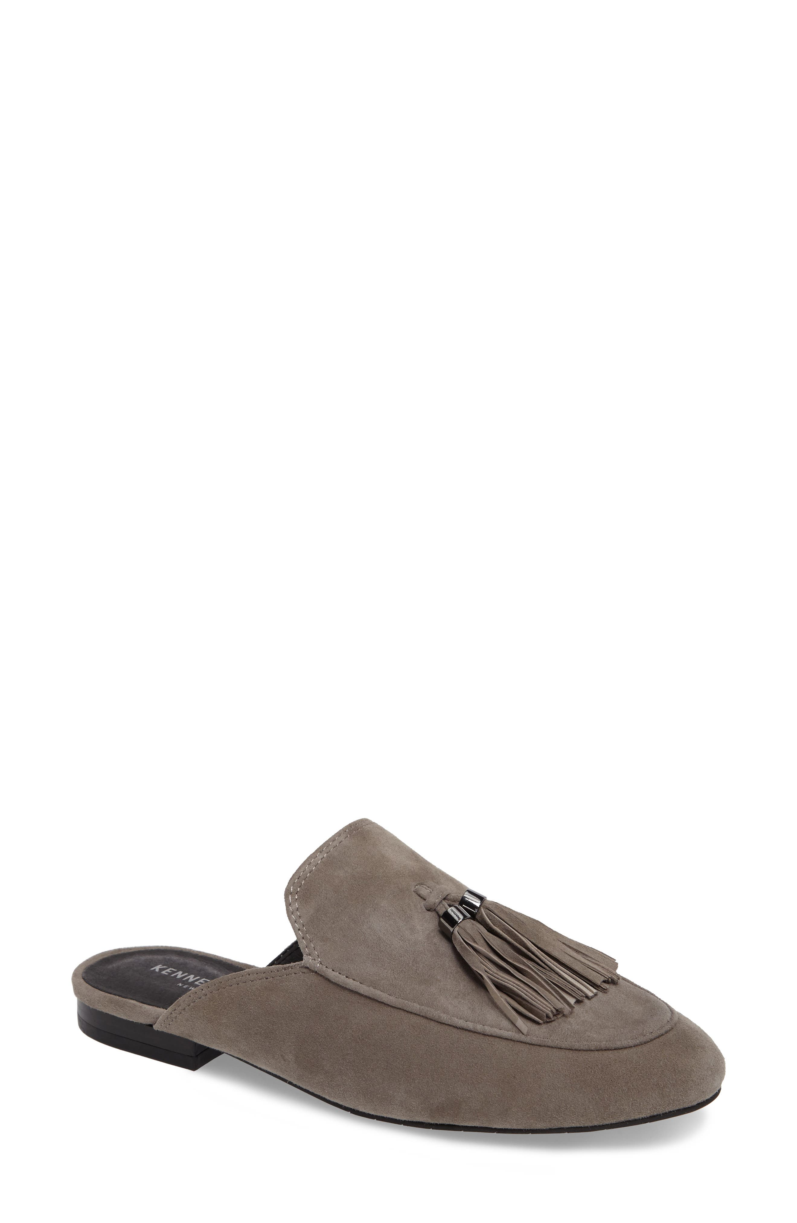 Whinnie Loafer Mule,                             Main thumbnail 1, color,                             090