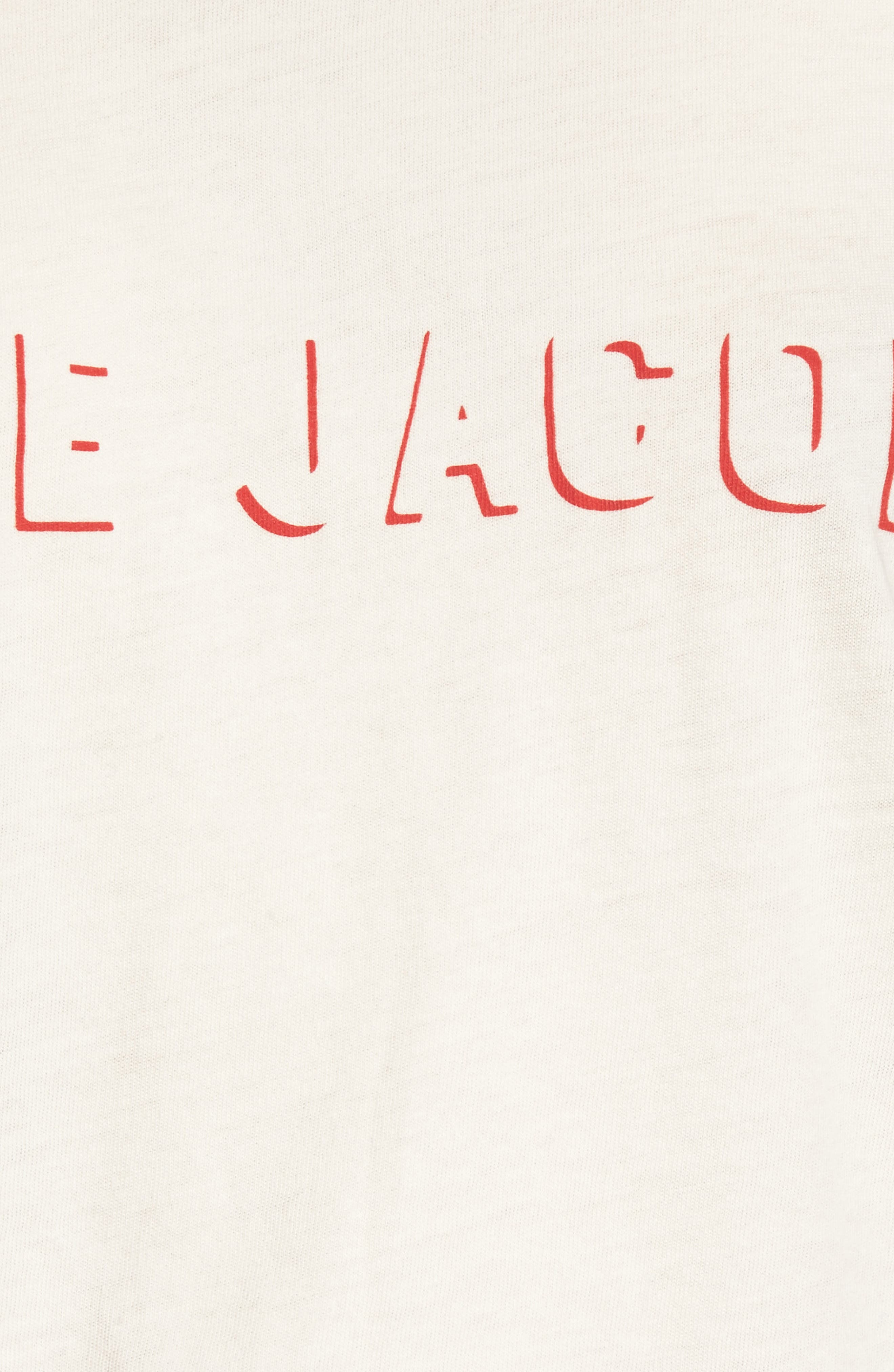Rue Jacob Tee,                             Alternate thumbnail 5, color,                             900