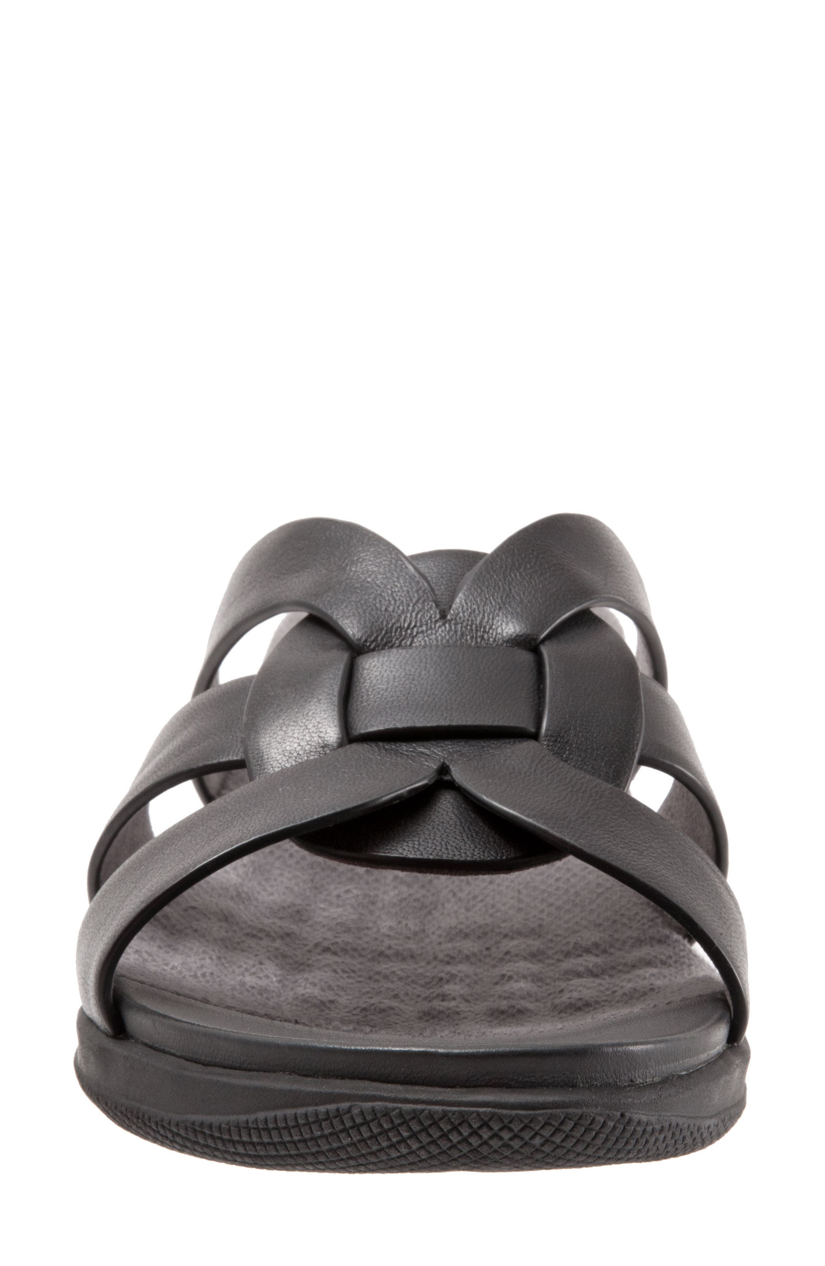 Thompson Slide Sandal,                             Alternate thumbnail 4, color,                             001