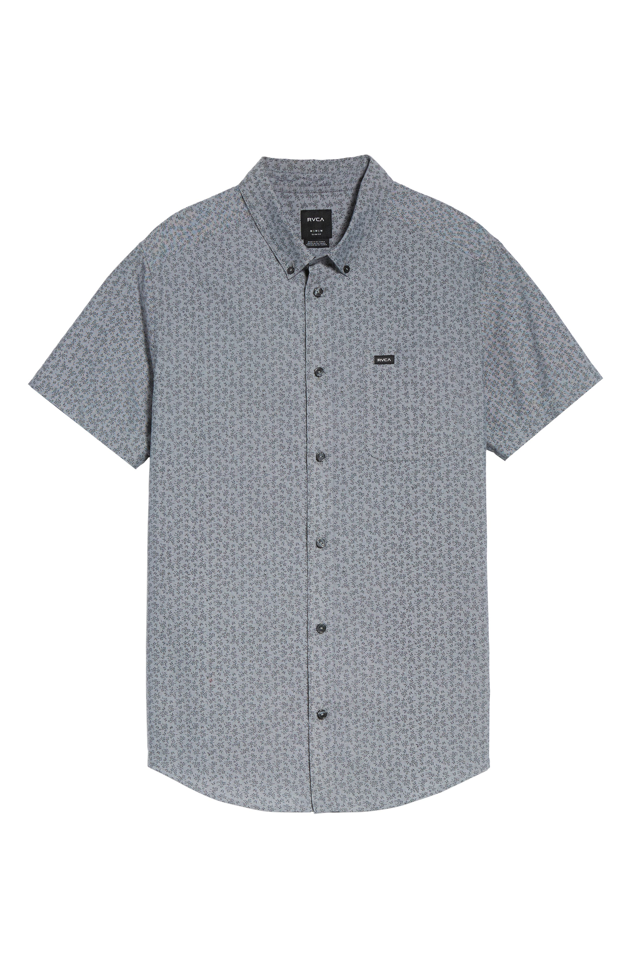 That'll Do Floral Woven Shirt,                             Alternate thumbnail 15, color,