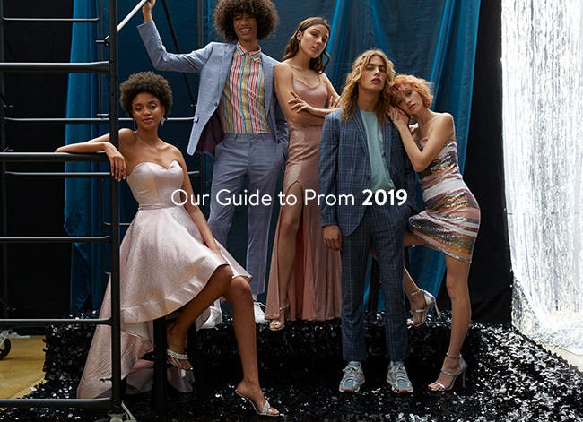 Our guide to prom 2019.