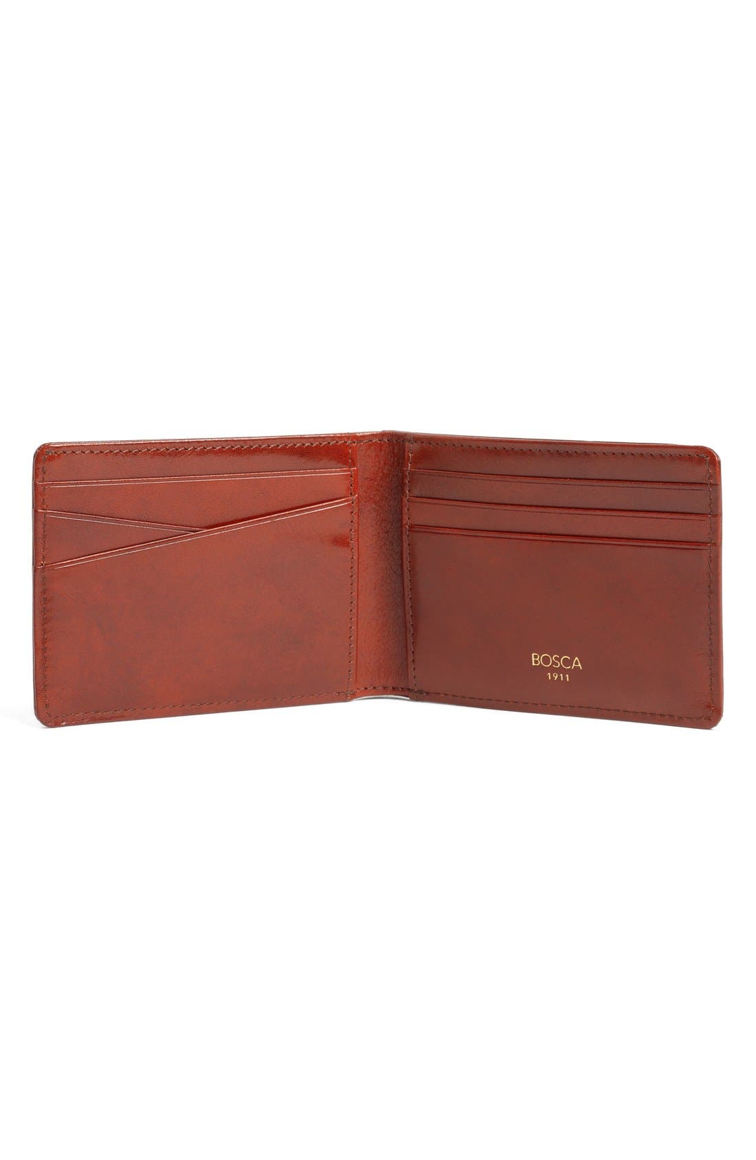 Small Bifold Wallet,                             Alternate thumbnail 7, color,