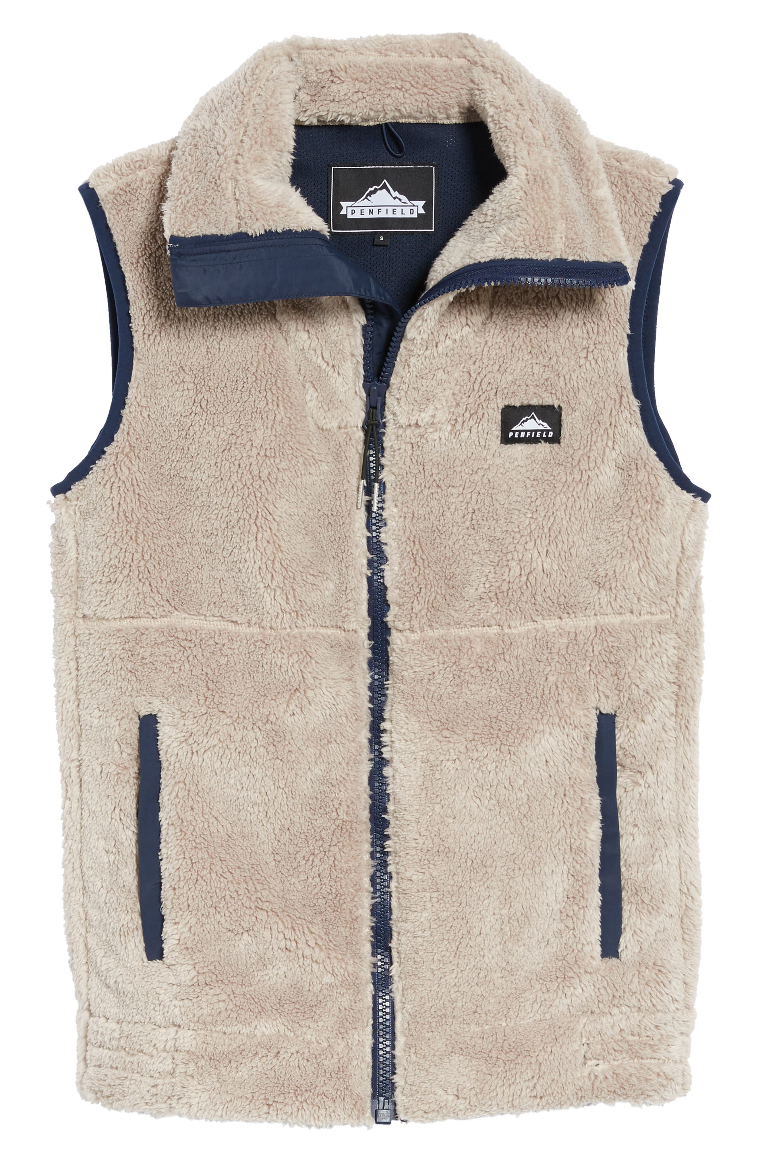 Fleece Vest,                             Alternate thumbnail 5, color,                             252