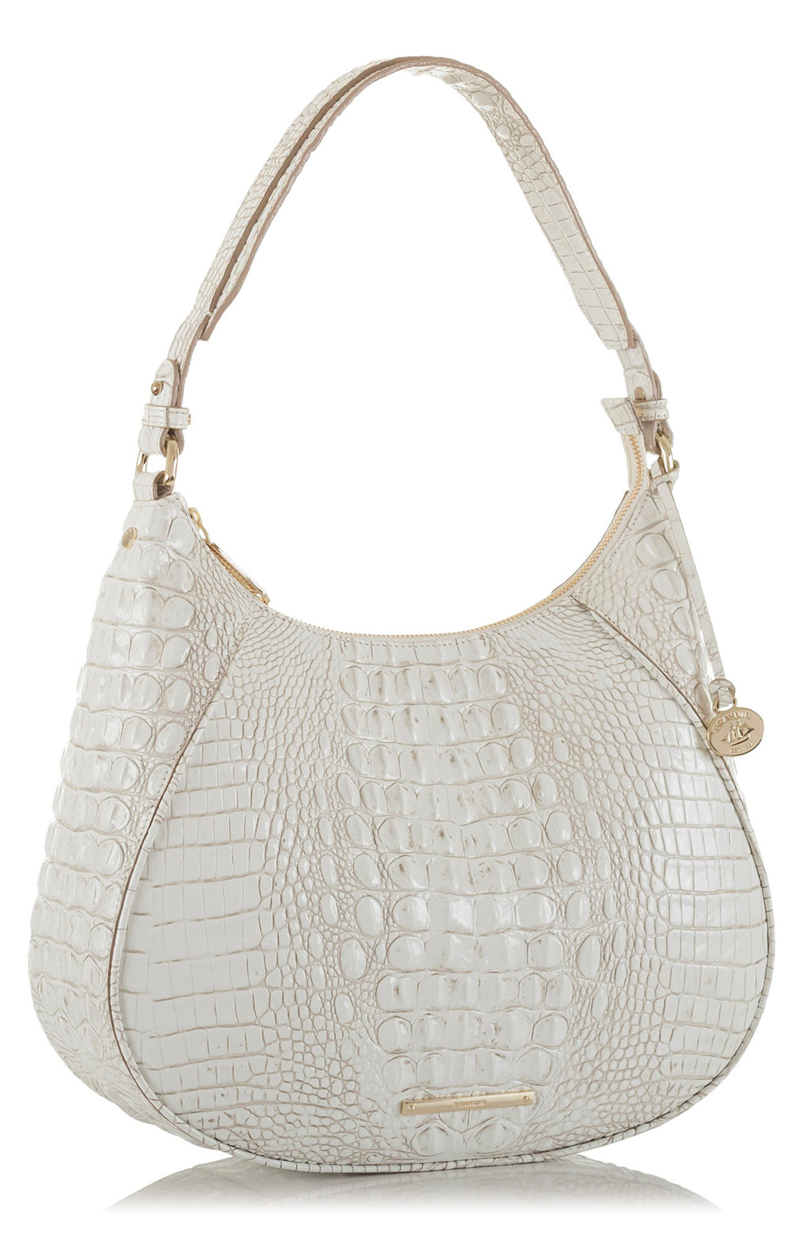 BRAHMIN,                             Melbourne Amira Shoulder Bag,                             Alternate thumbnail 5, color,                             100