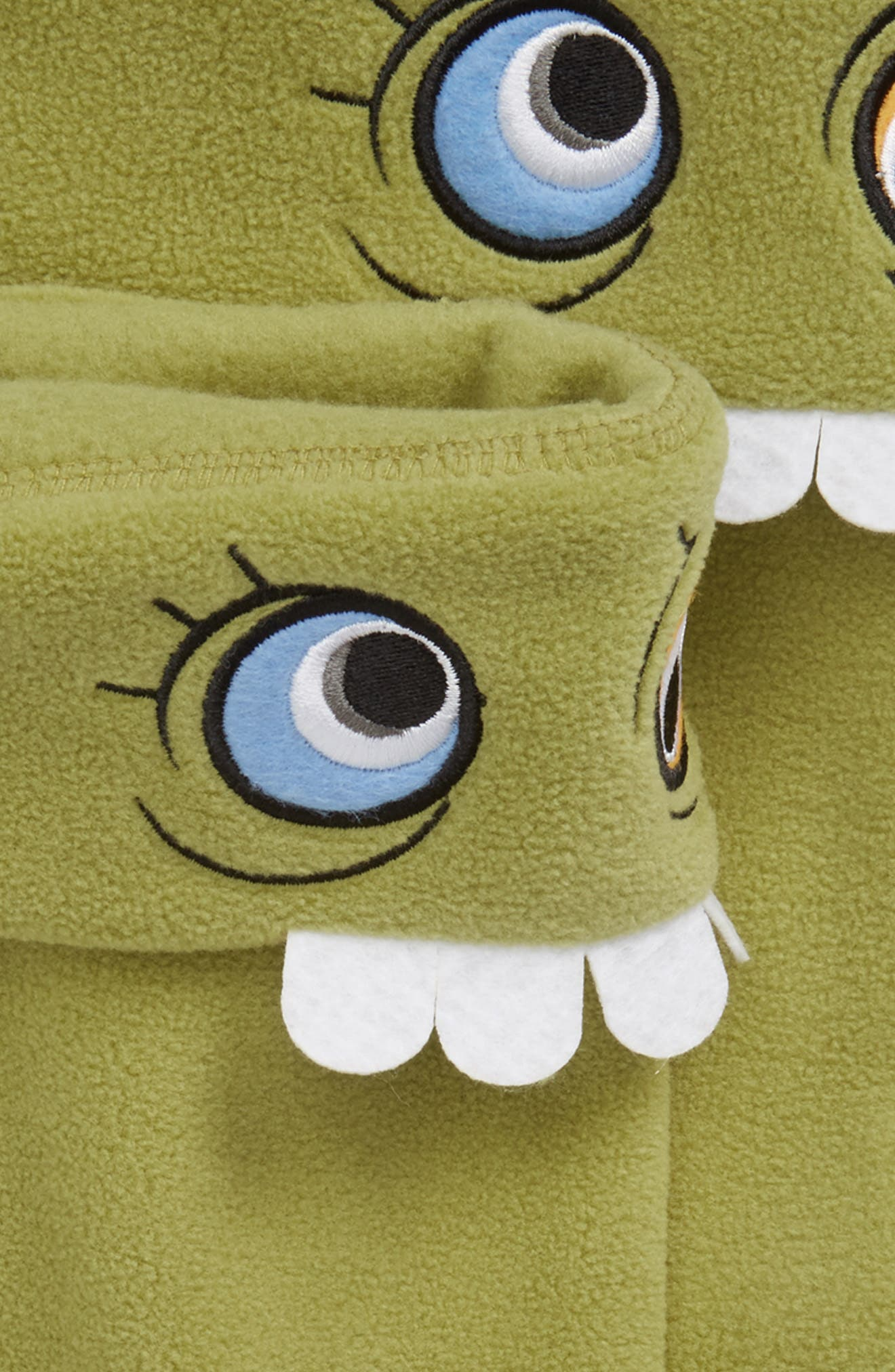 Alien Cuff Boot Socks,                             Alternate thumbnail 2, color,