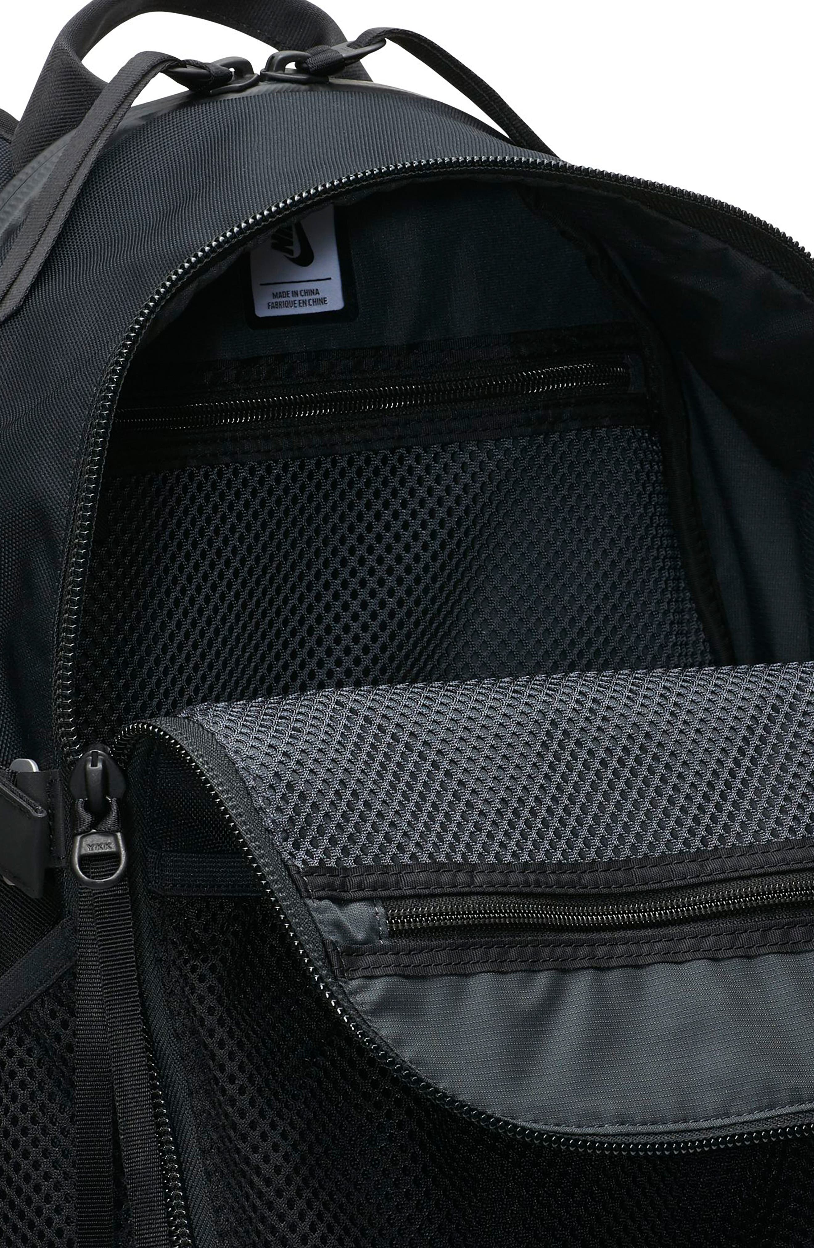NikeLab Laptop Backpack,                             Alternate thumbnail 4, color,                             010