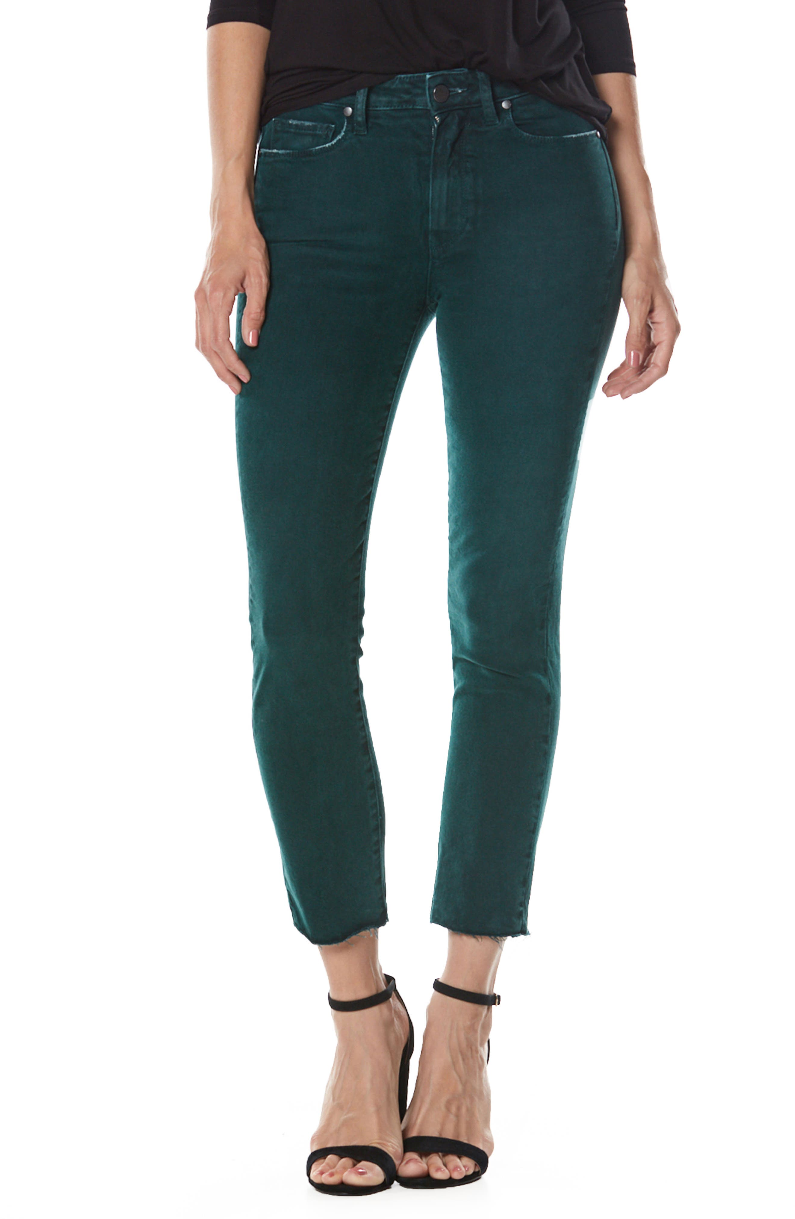 Verdugo Ankle Skinny Jeans,                         Main,                         color, 499