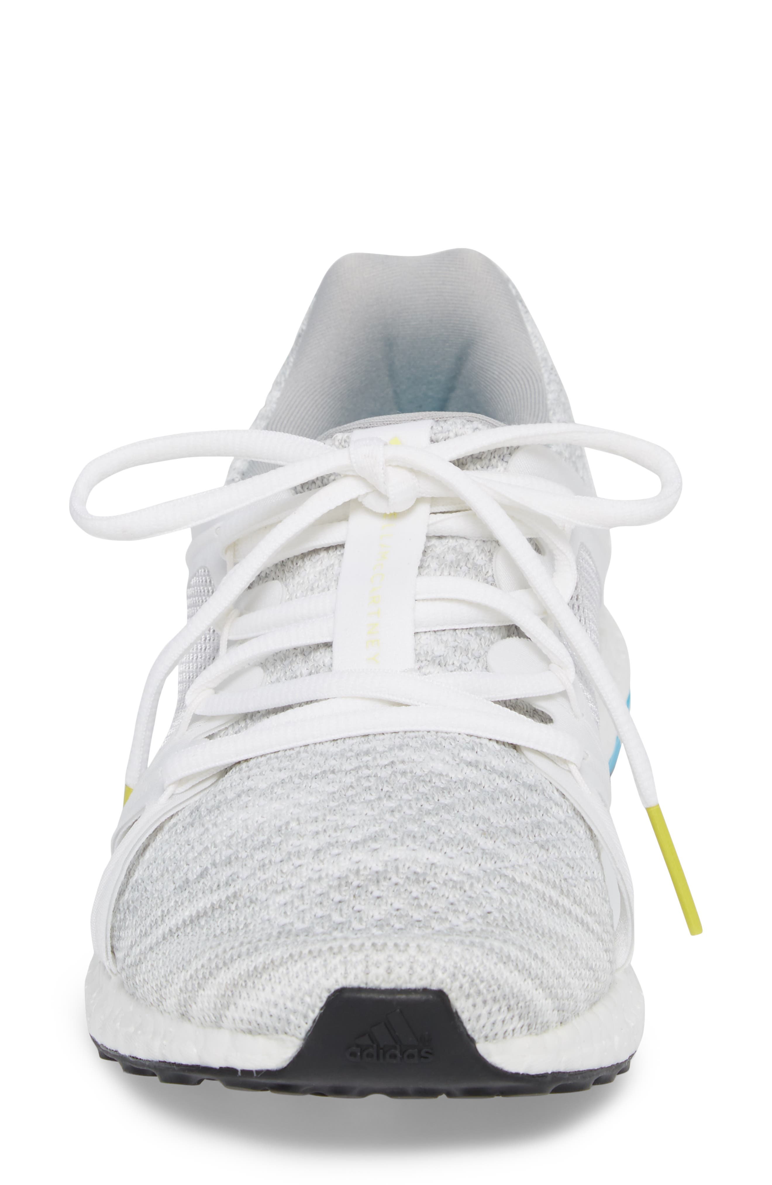 by Stella McCartney UltraBoost x Parley Running Shoe,                             Alternate thumbnail 19, color,