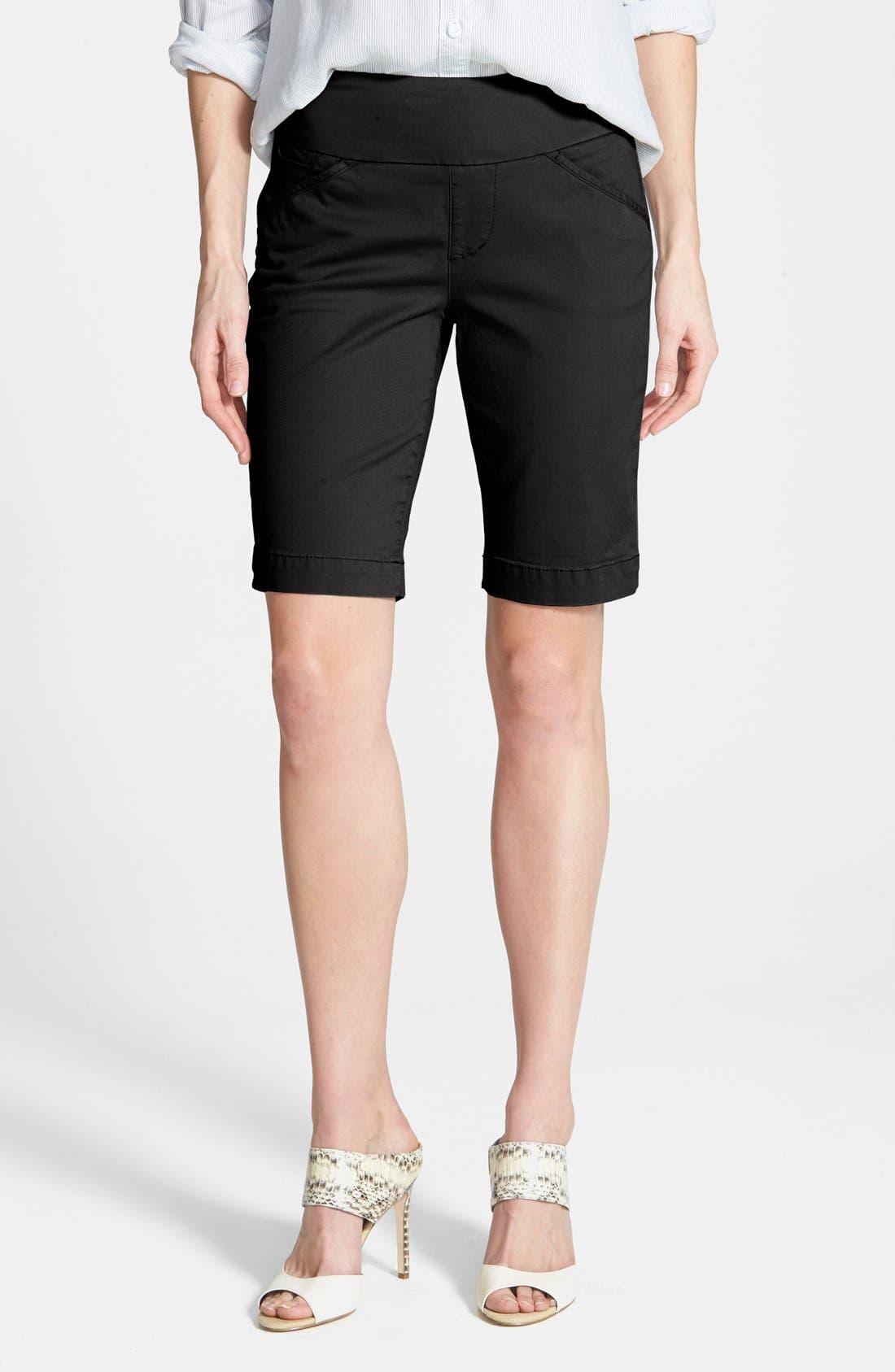 'Ainsley' Slim Bermuda Shorts,                             Main thumbnail 3, color,