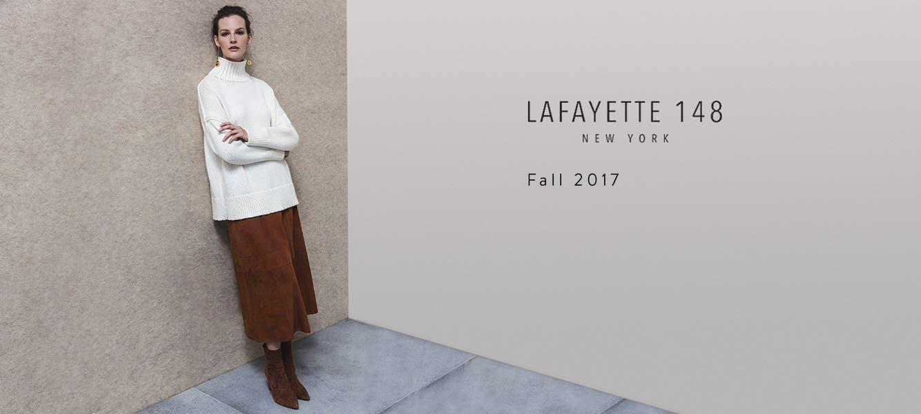 Lafayette 148 New York fall 2017.