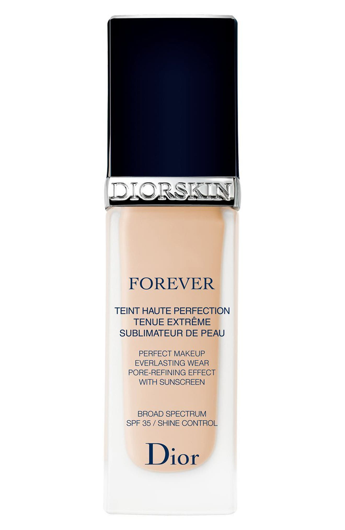 Diorskin Forever Perfect Foundation Broad Spectrum SPF 35,                             Main thumbnail 1, color,                             262