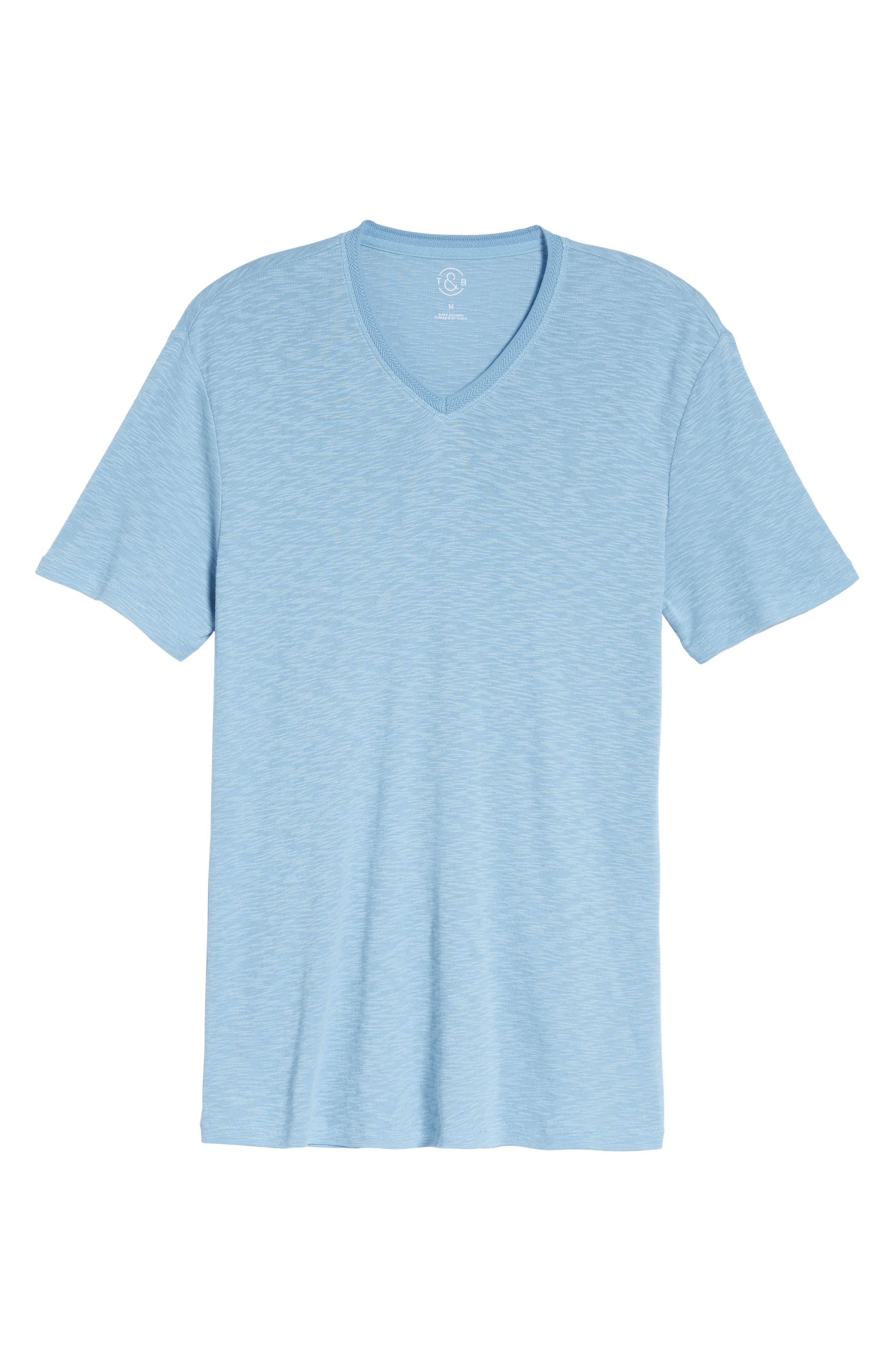Capitola V-Neck T-Shirt,                             Alternate thumbnail 27, color,