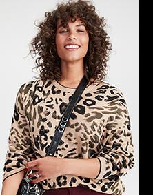 Women's Rachel Rachel Roy pullover.