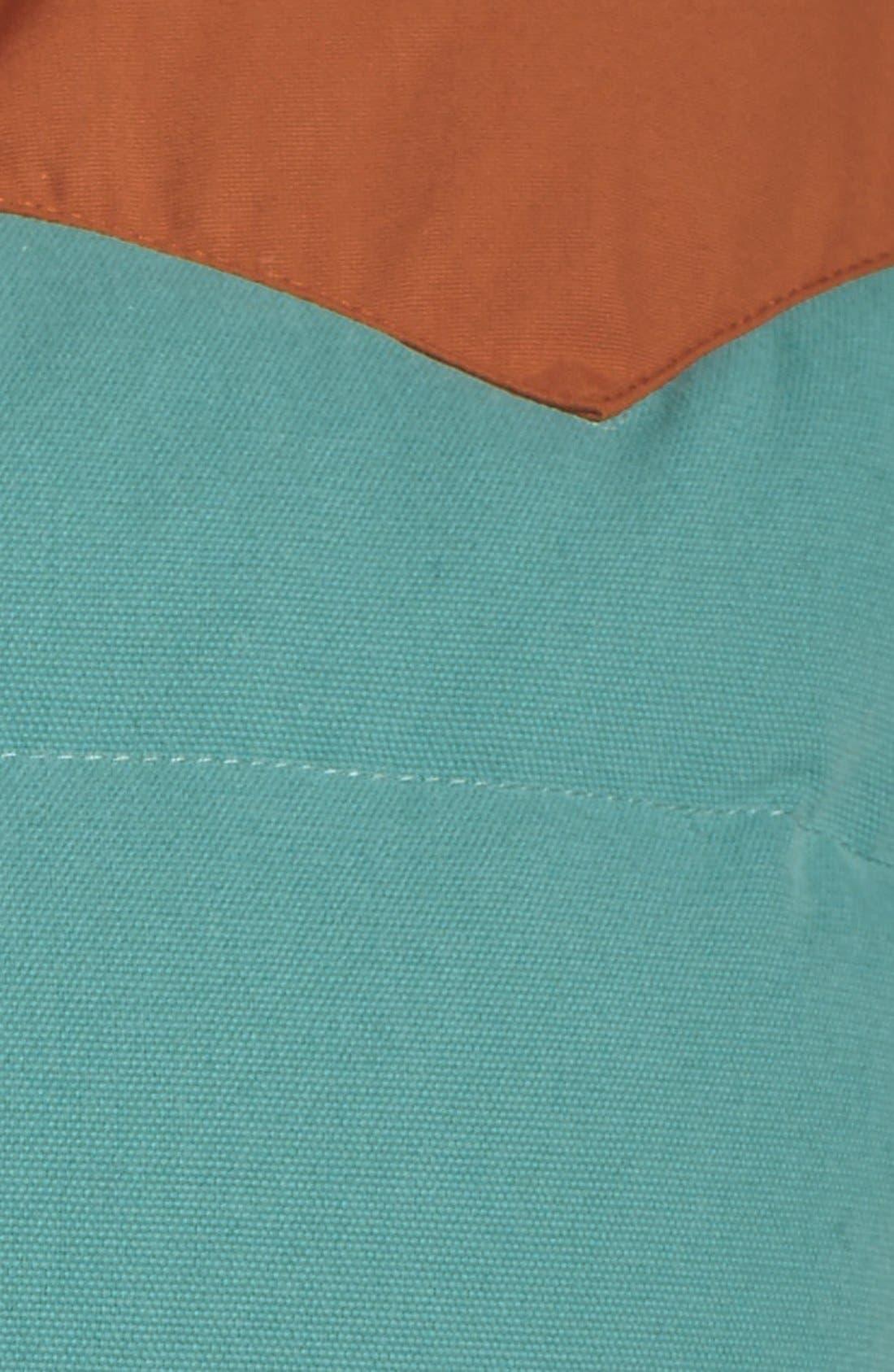 'Bivy' Water Repellent Down Jacket,                             Alternate thumbnail 8, color,