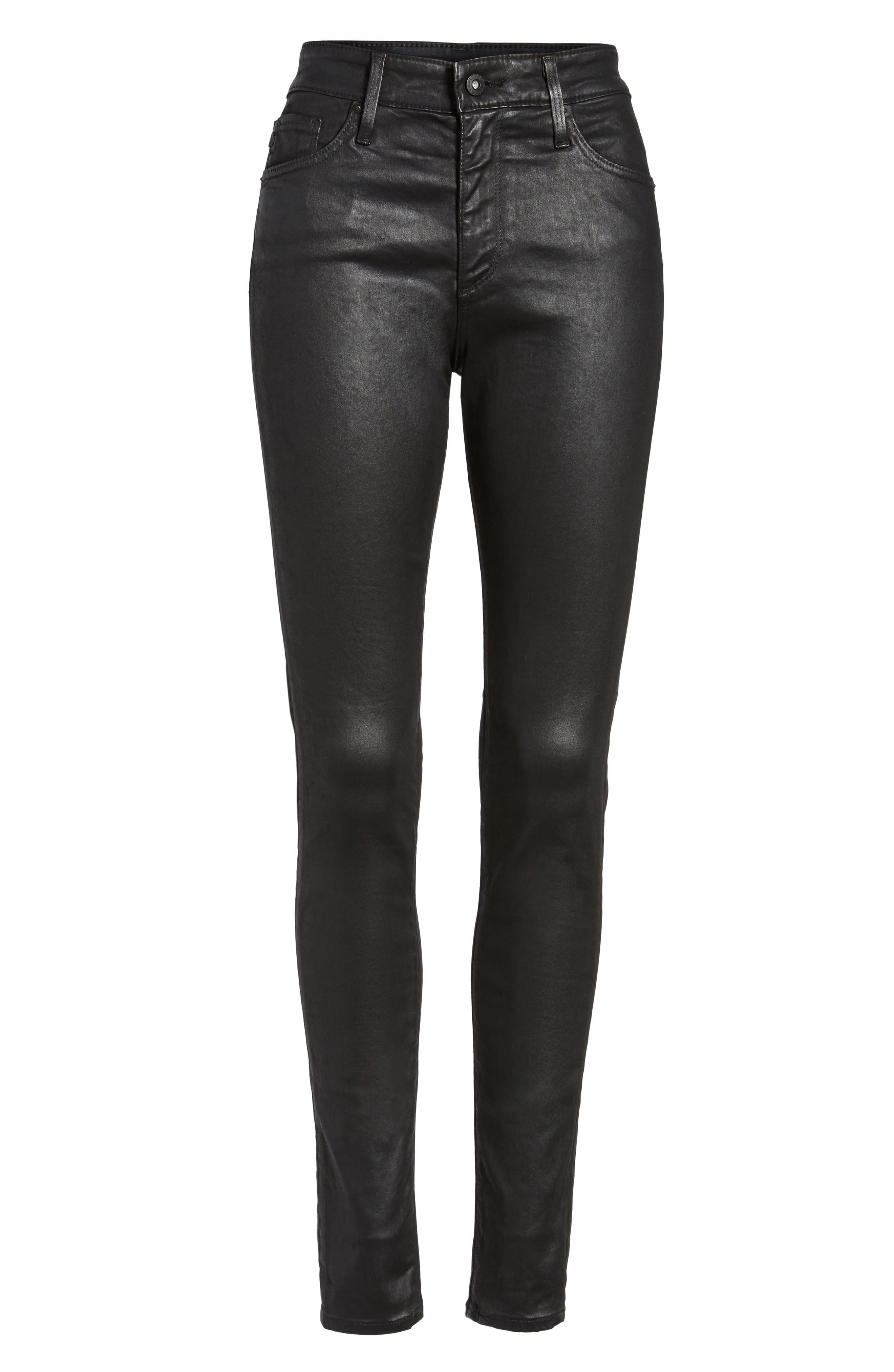 The Farrah High Rise Skinny Jeans,                             Alternate thumbnail 21, color,