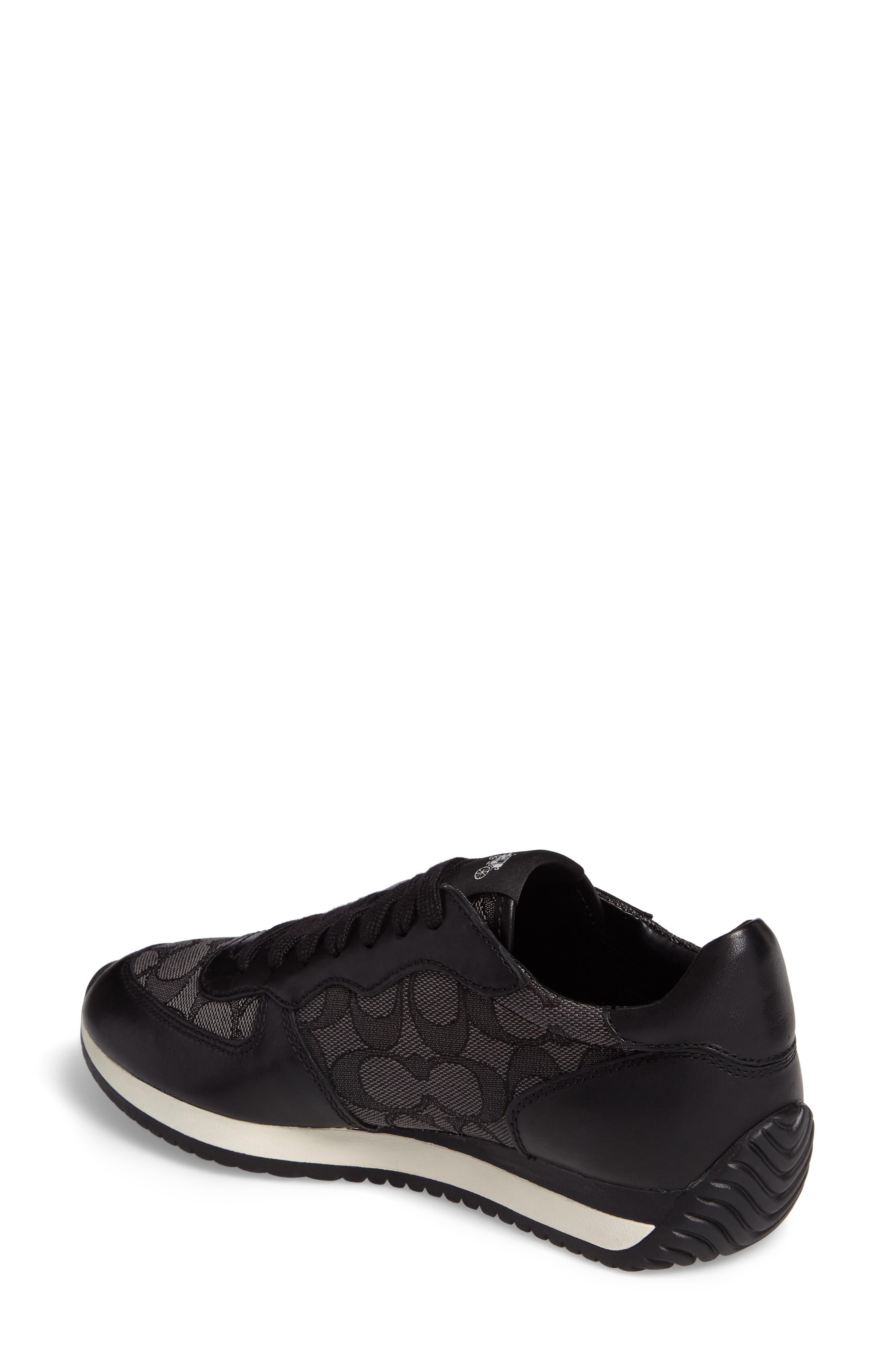 COACH,                             Farah Sneaker,                             Alternate thumbnail 2, color,                             011