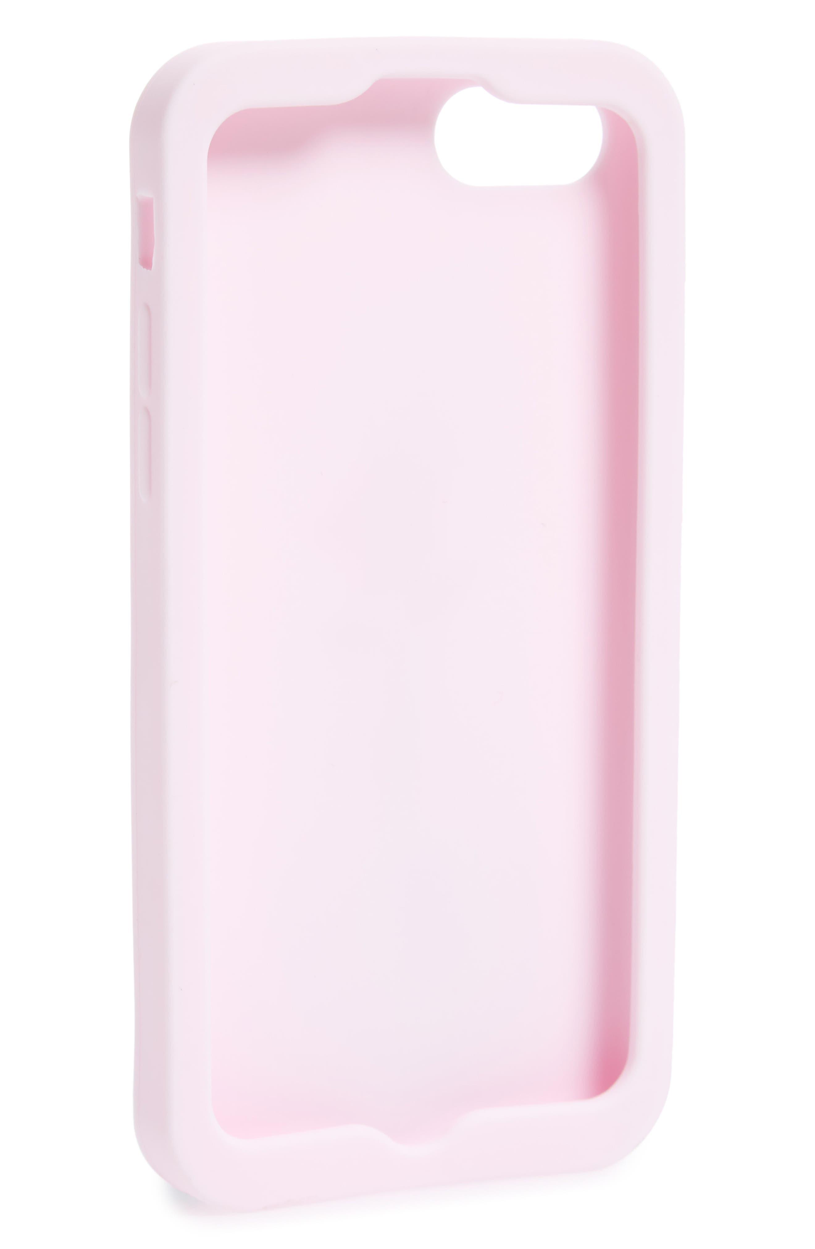 Rose iPhone 6/7/8 Case,                             Alternate thumbnail 2, color,                             650