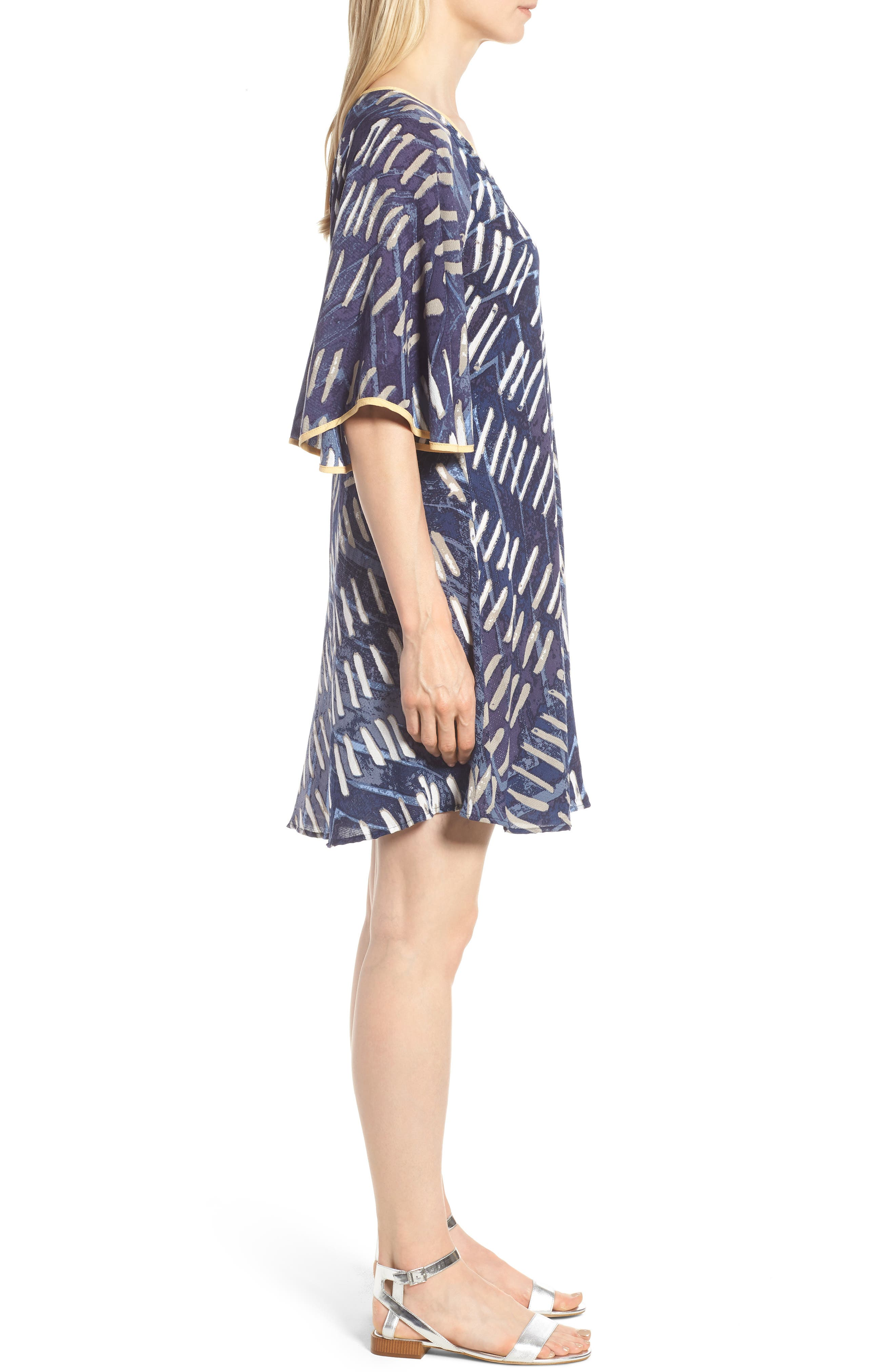 Nights In the Mojave Dress,                             Alternate thumbnail 3, color,                             490