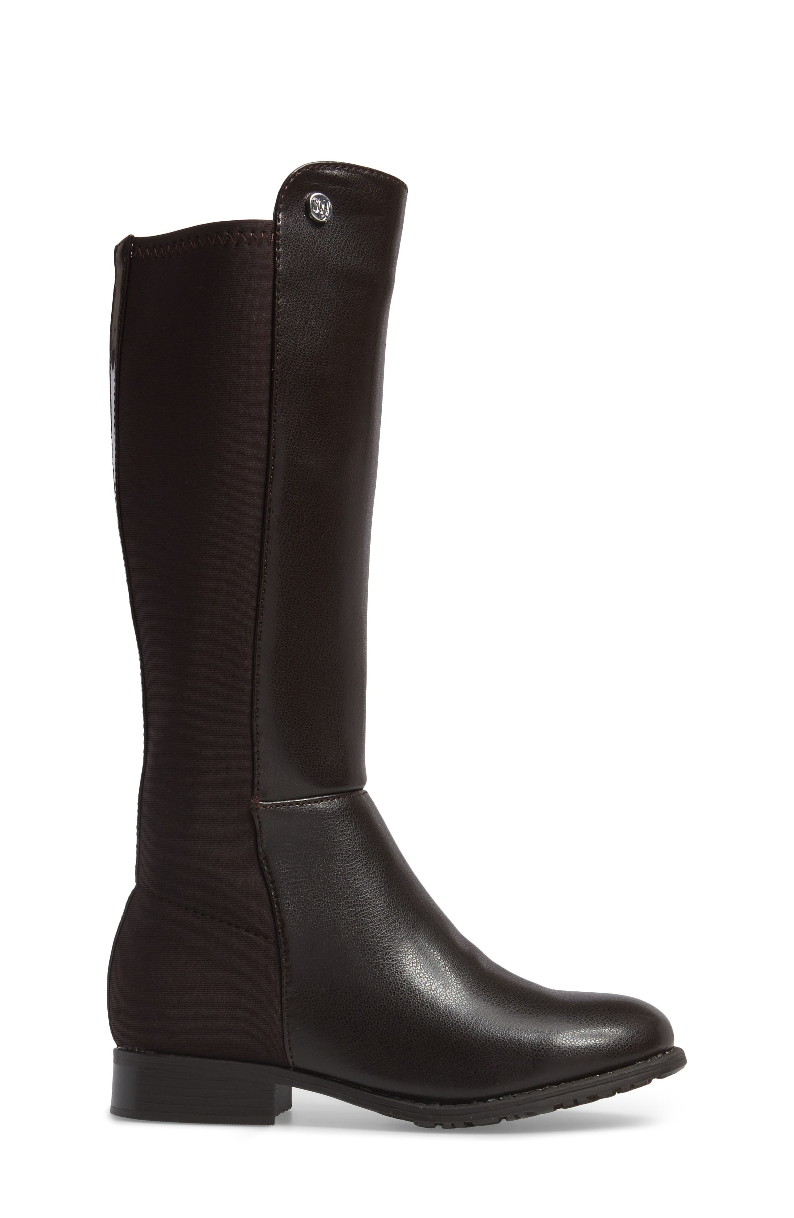5050 Tall Riding Boot,                             Alternate thumbnail 6, color,