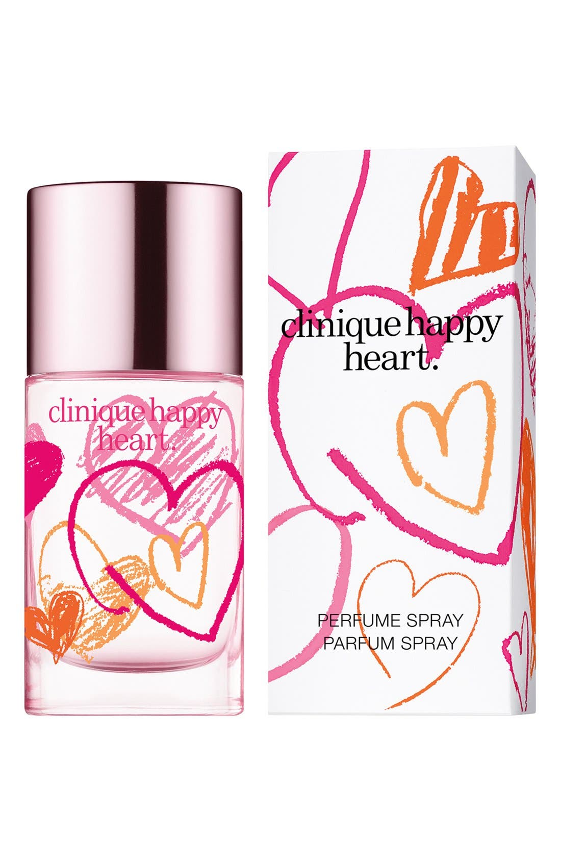 CLINIQUE,                             'Happy Hearts Fund - Happy Heart' Spray,                             Alternate thumbnail 2, color,                             000