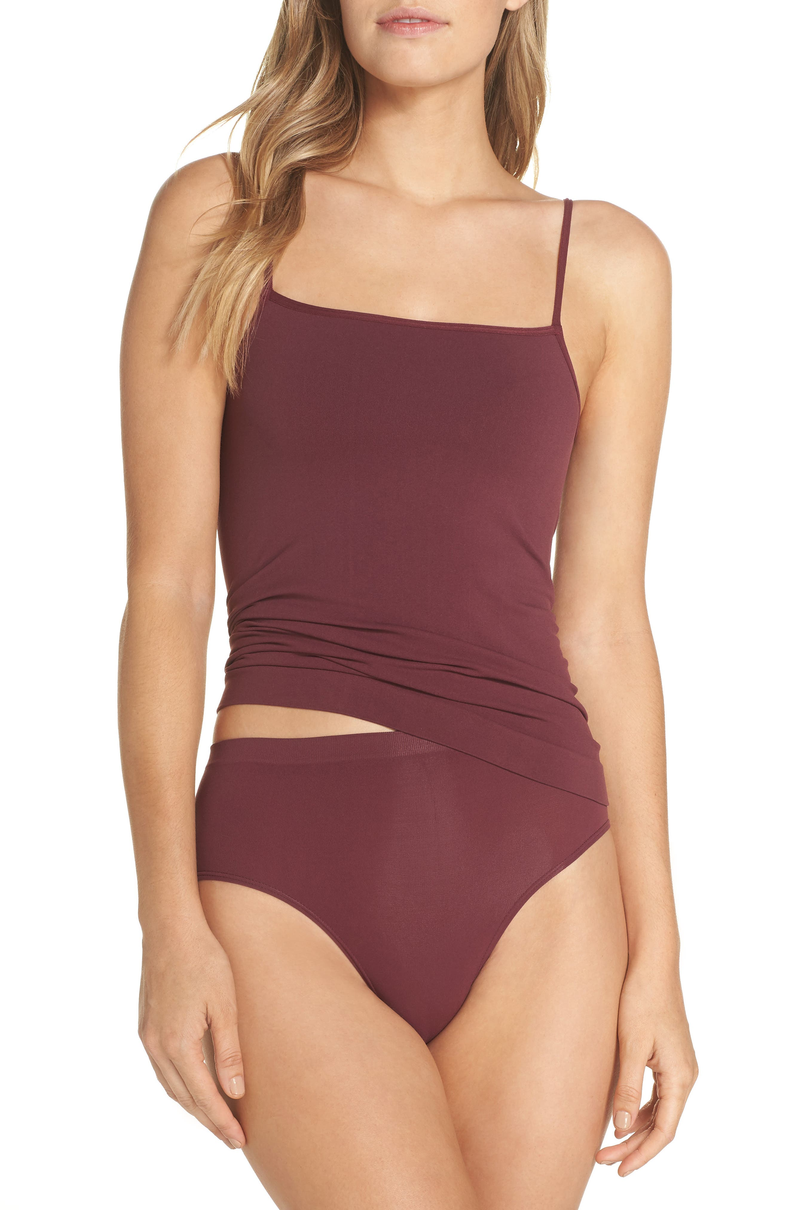 Seamless Two-Way Camisole,                             Alternate thumbnail 2, color,                             930