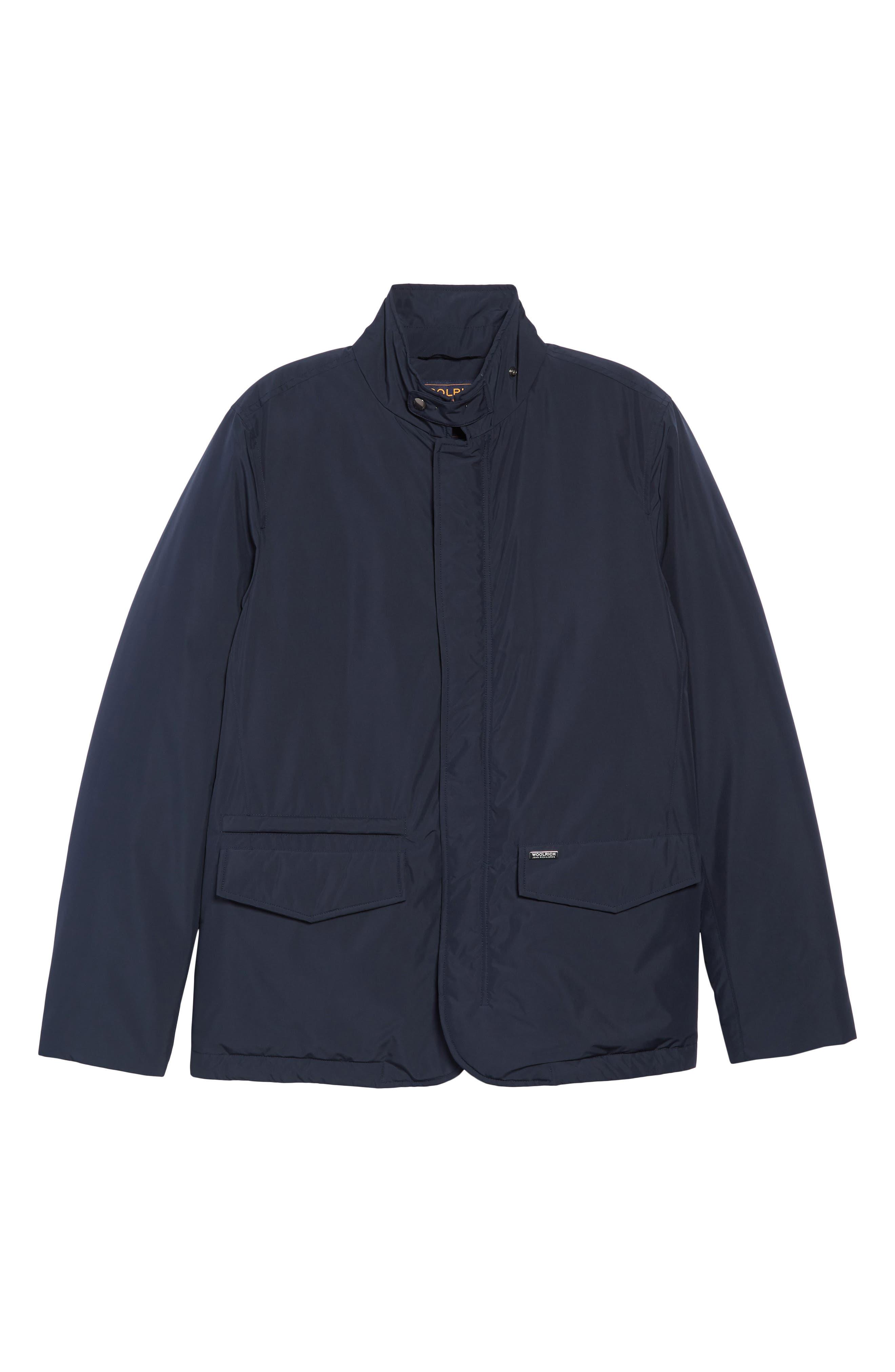City Down Jacket,                             Alternate thumbnail 5, color,                             MELTON BLUE