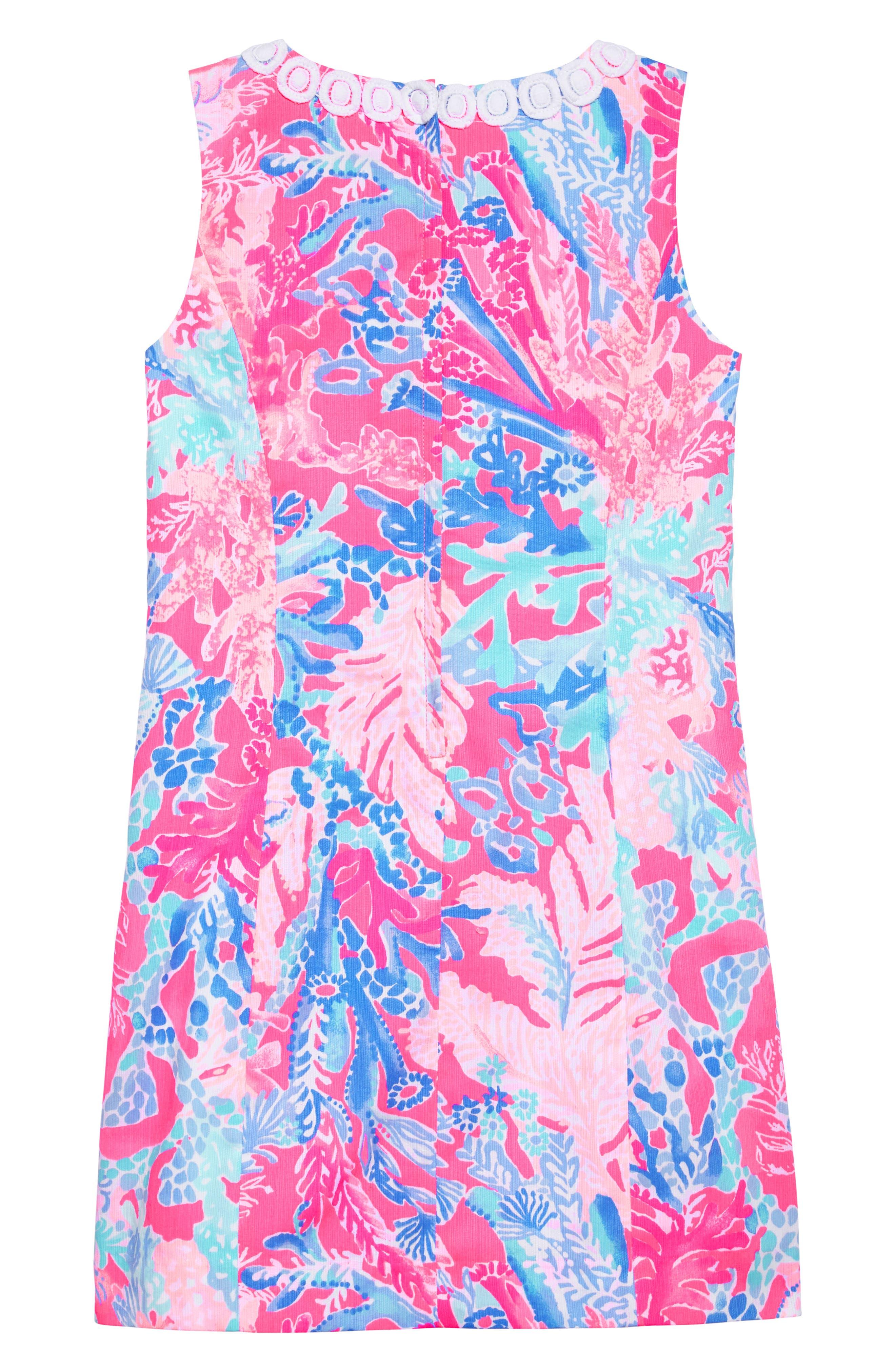 Mini Mila Shift Dress,                             Alternate thumbnail 2, color,                             686