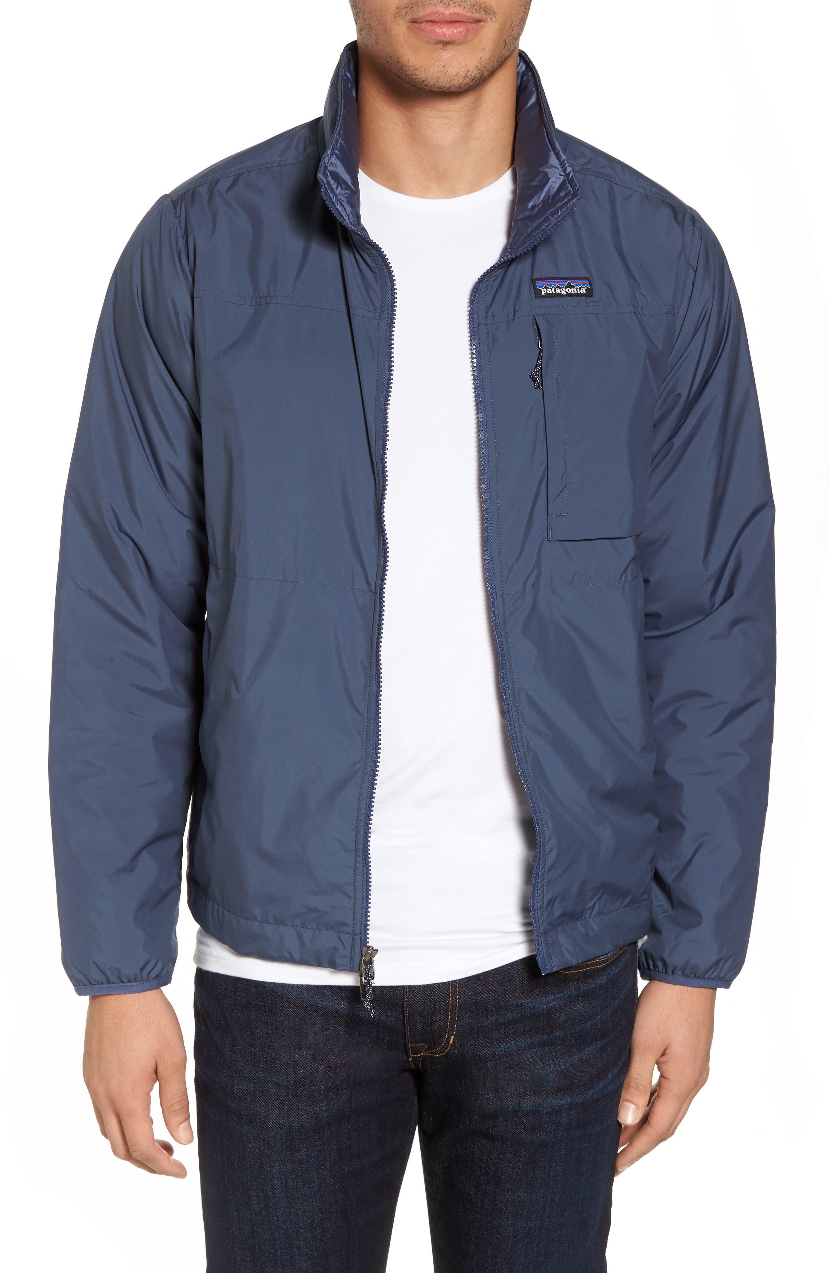 Crankset Regular Fit Jacket,                         Main,                         color, DOLOMITE BLUE