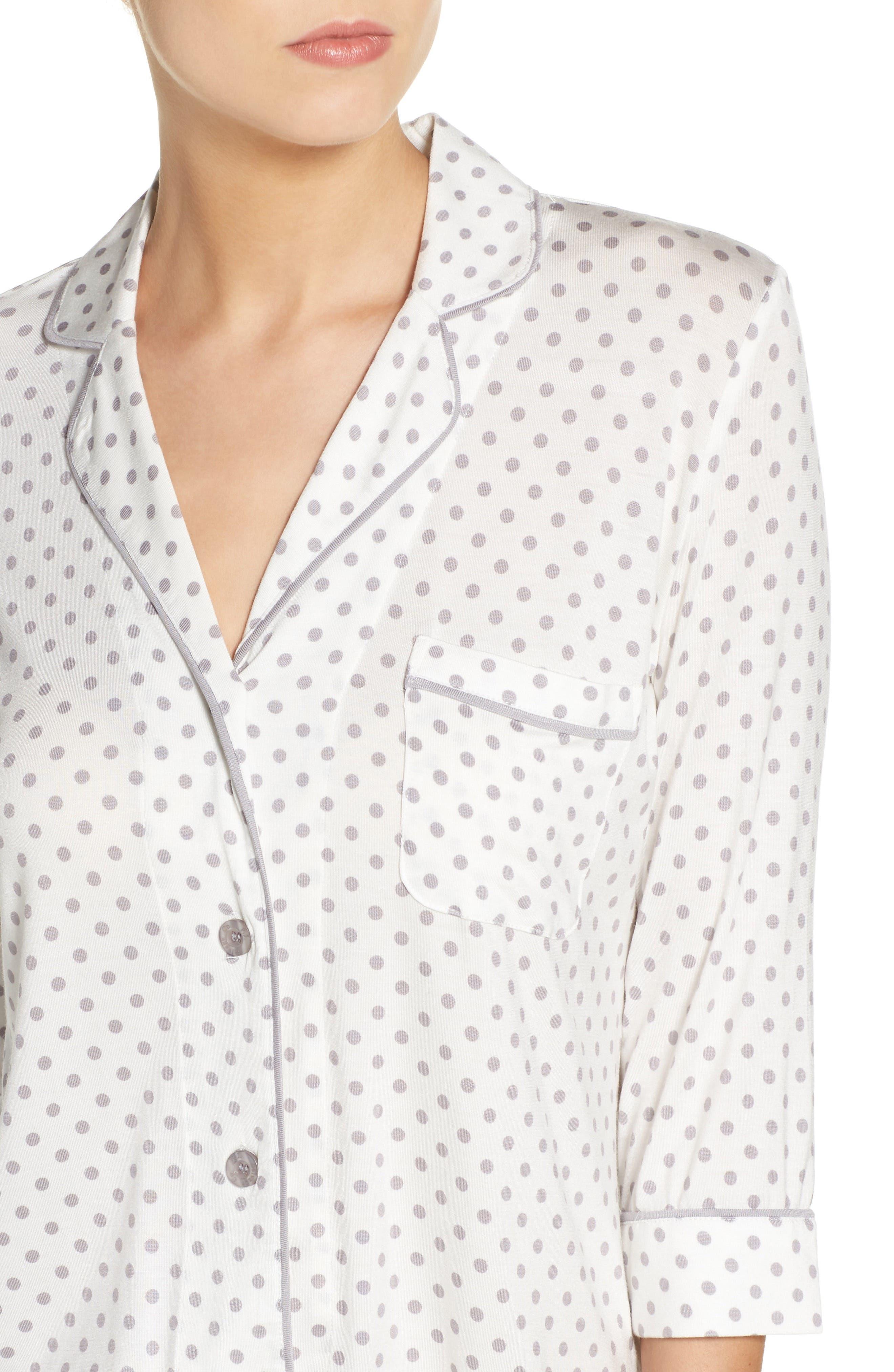 Short Pajamas,                             Alternate thumbnail 4, color,                             900