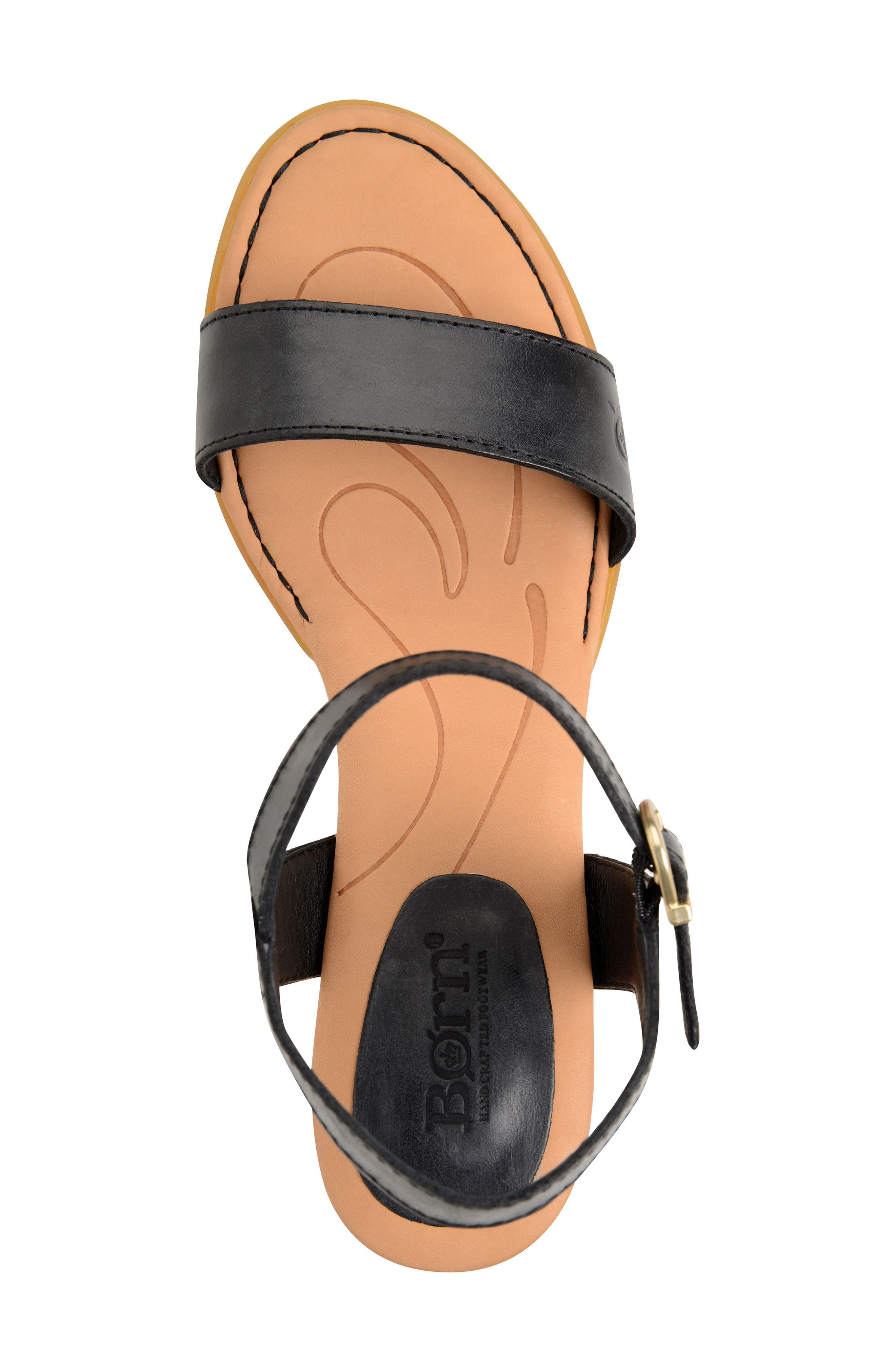Medan Sandal,                             Alternate thumbnail 3, color,                             001