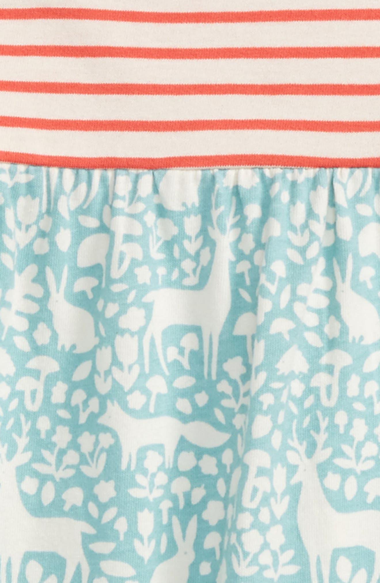 Hotchpotch Jersey Dress,                             Alternate thumbnail 2, color,