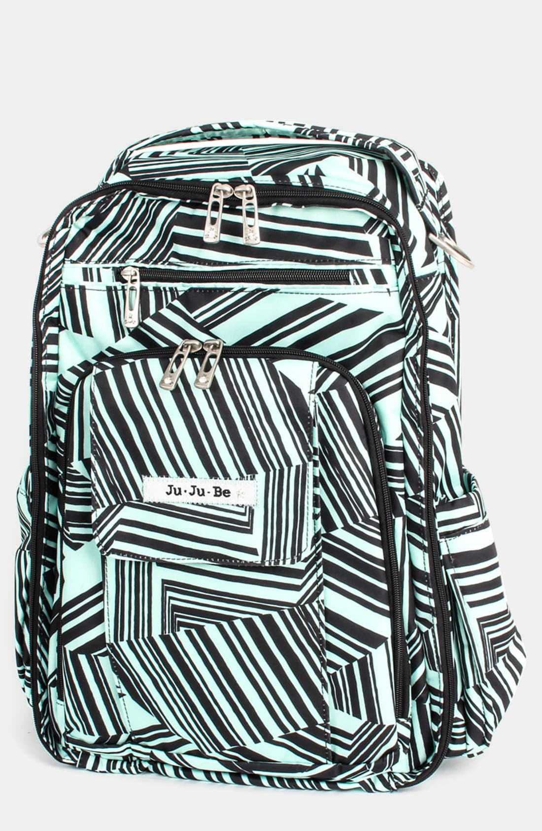 'Be Right Back' Diaper Backpack,                             Main thumbnail 15, color,