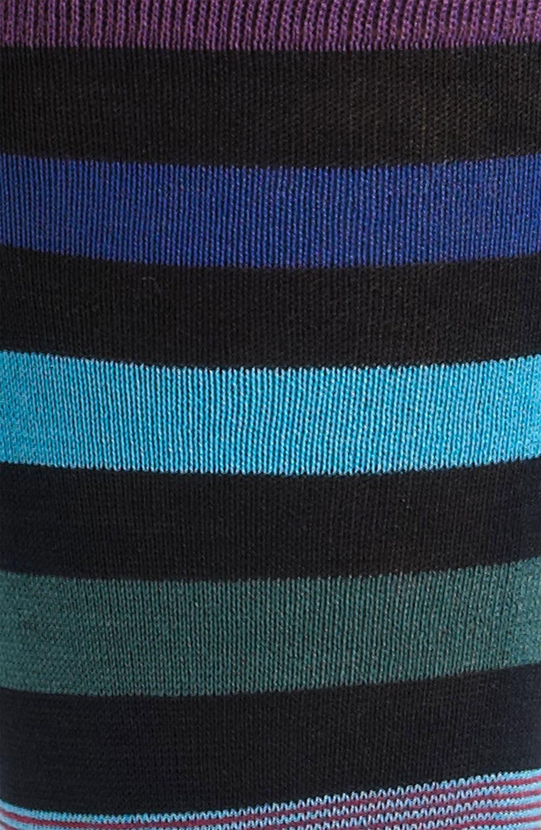 Stripe Socks,                             Alternate thumbnail 23, color,