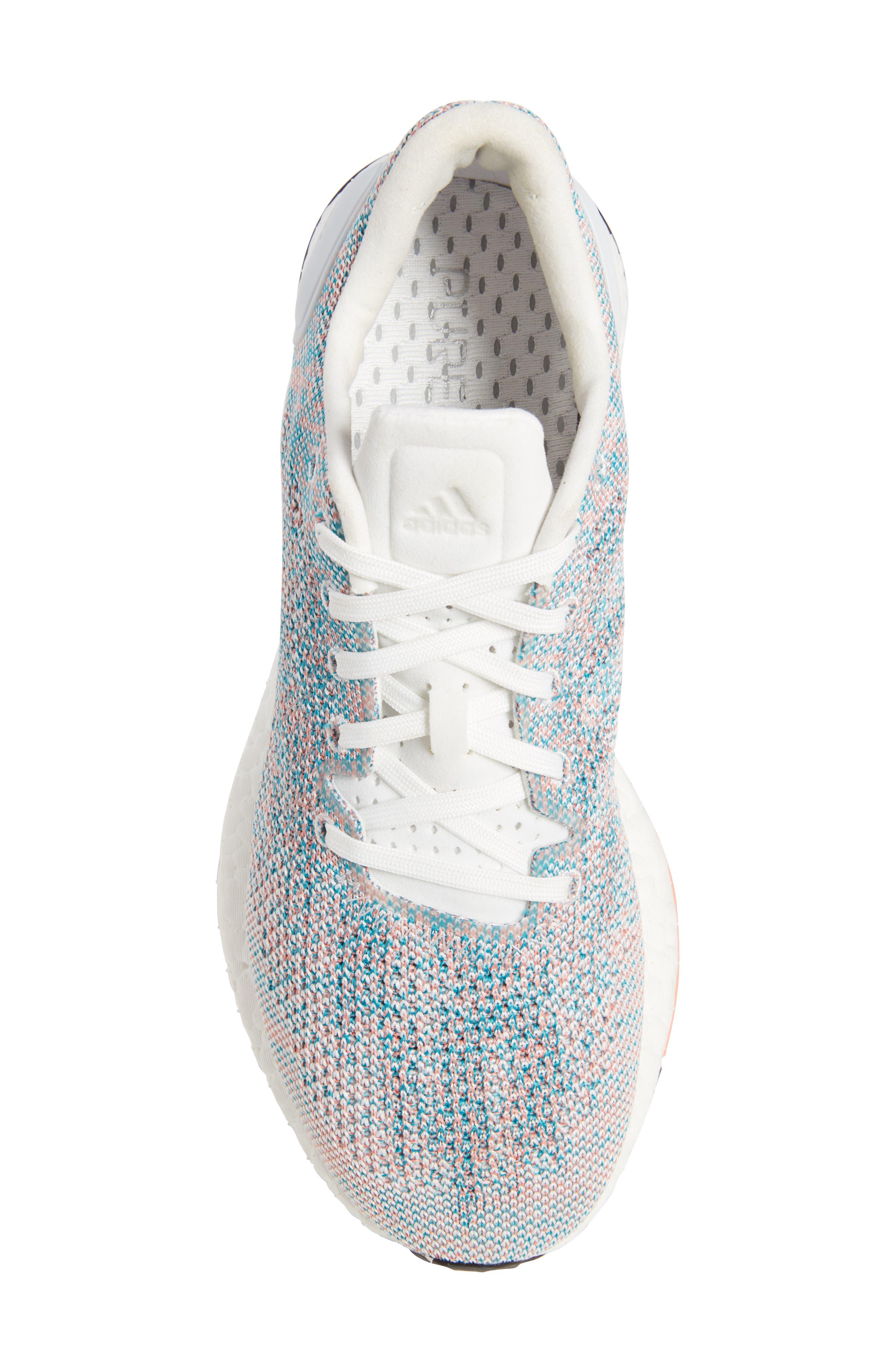 PureBoost DPR Running Shoe,                             Alternate thumbnail 5, color,                             100