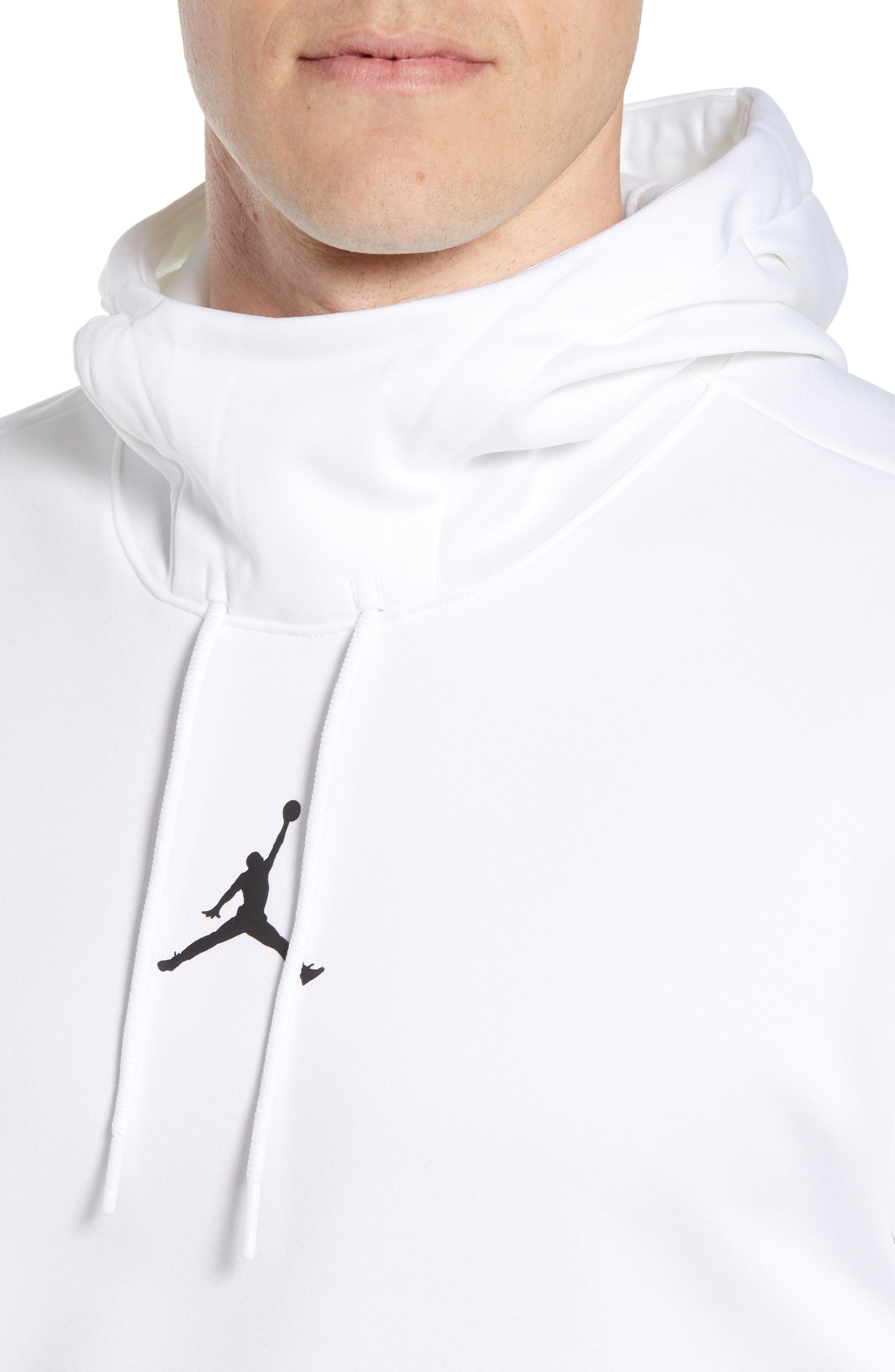 23 Alpha Training Hoodie,                             Alternate thumbnail 4, color,                             100