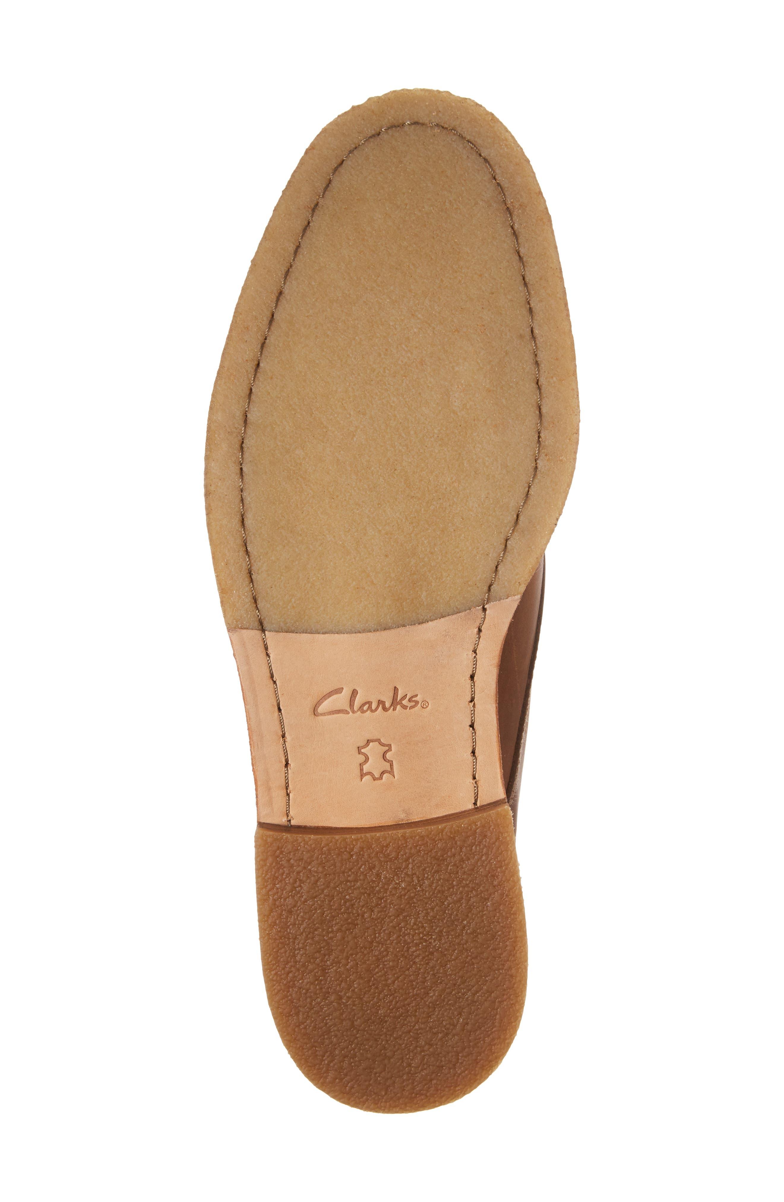 Clarks Clarkdale Moon Buck Shoe,                             Alternate thumbnail 18, color,