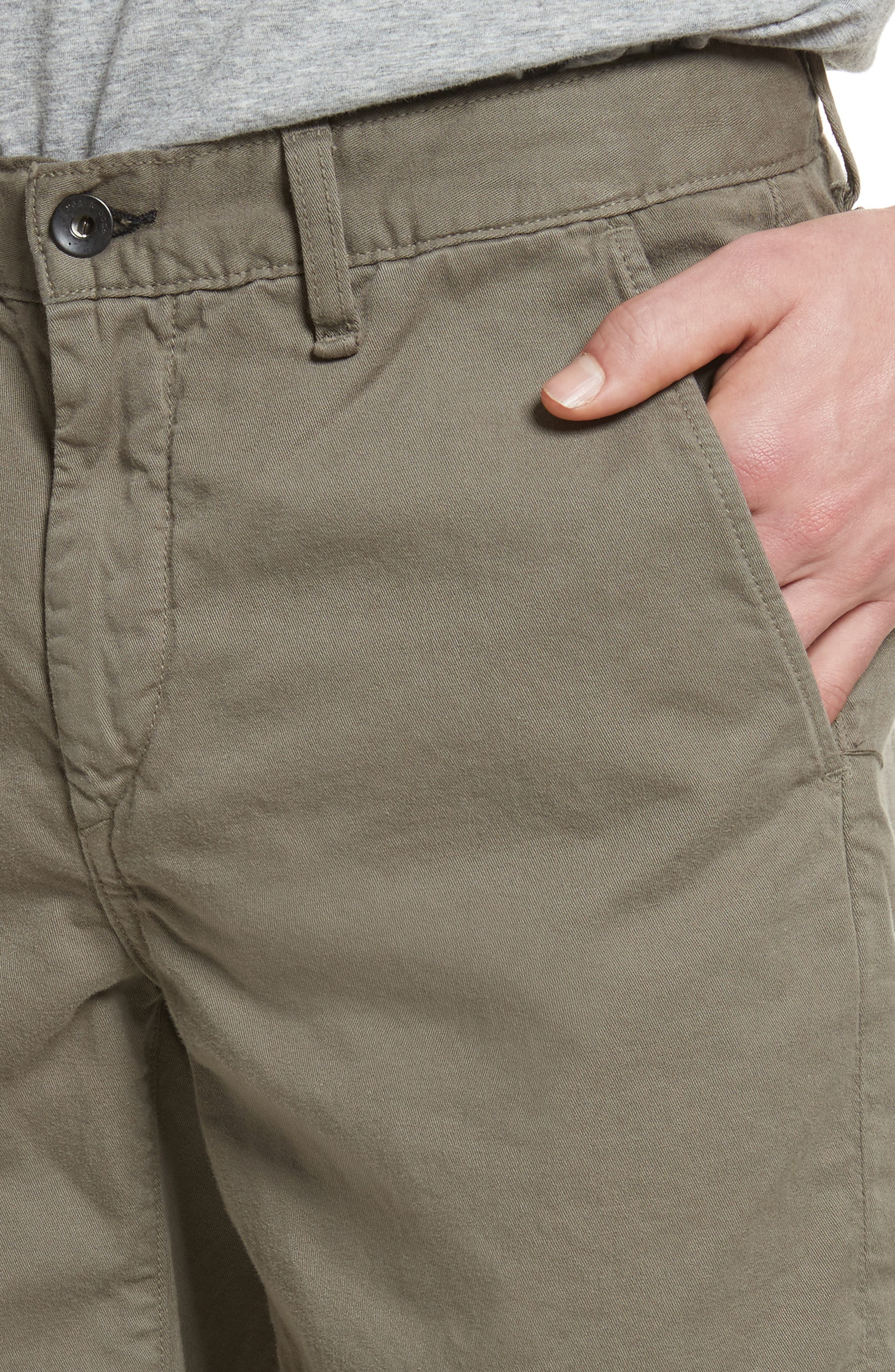 Standard Issue Shorts,                             Alternate thumbnail 4, color,                             ARMY
