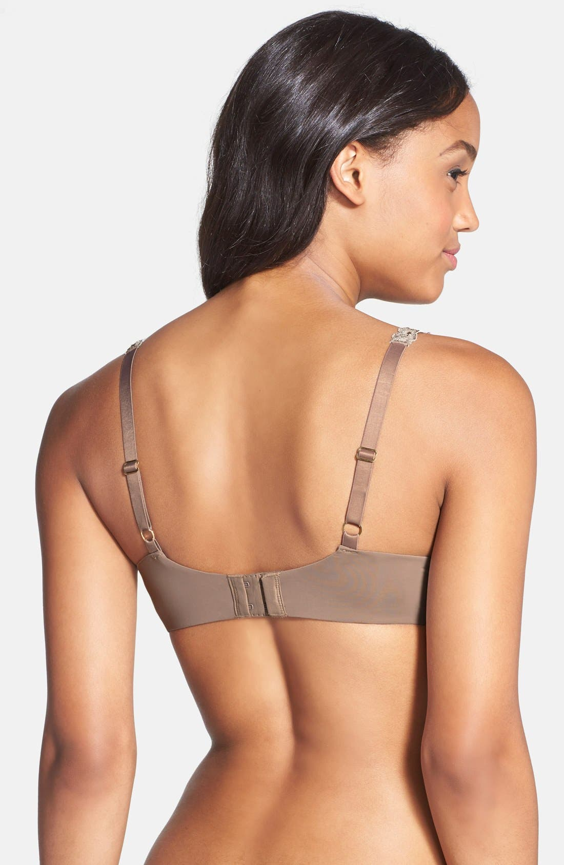 'Pure Luxe' Underwire T-Shirt Bra,                             Alternate thumbnail 81, color,