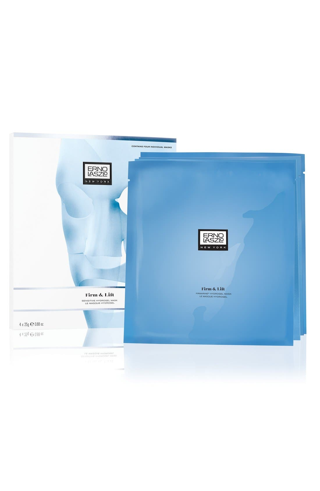 Firmarine Hydrogel Mask,                             Main thumbnail 1, color,                             NO COLOR