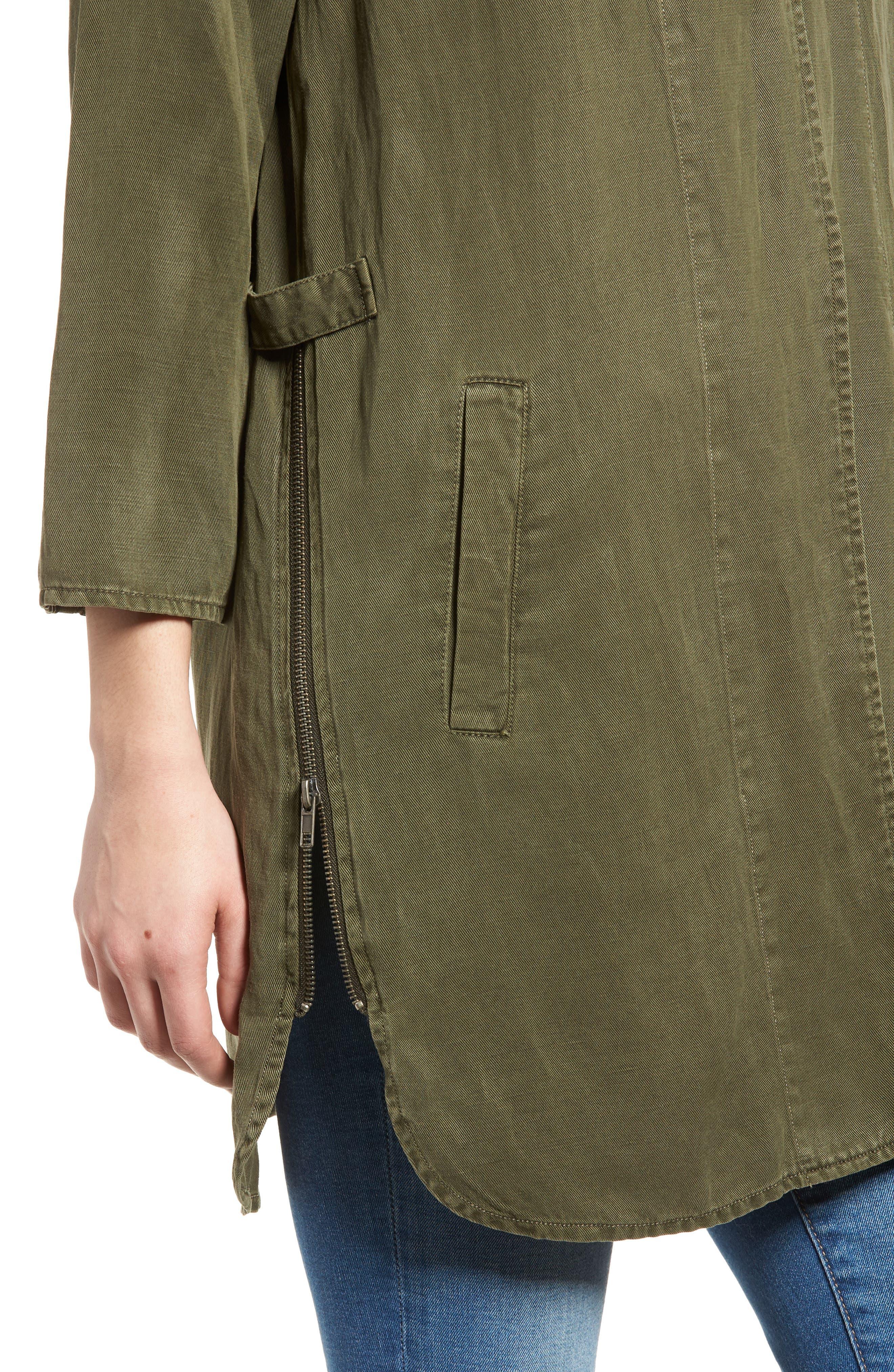 Tunic Jacket,                             Alternate thumbnail 4, color,                             300
