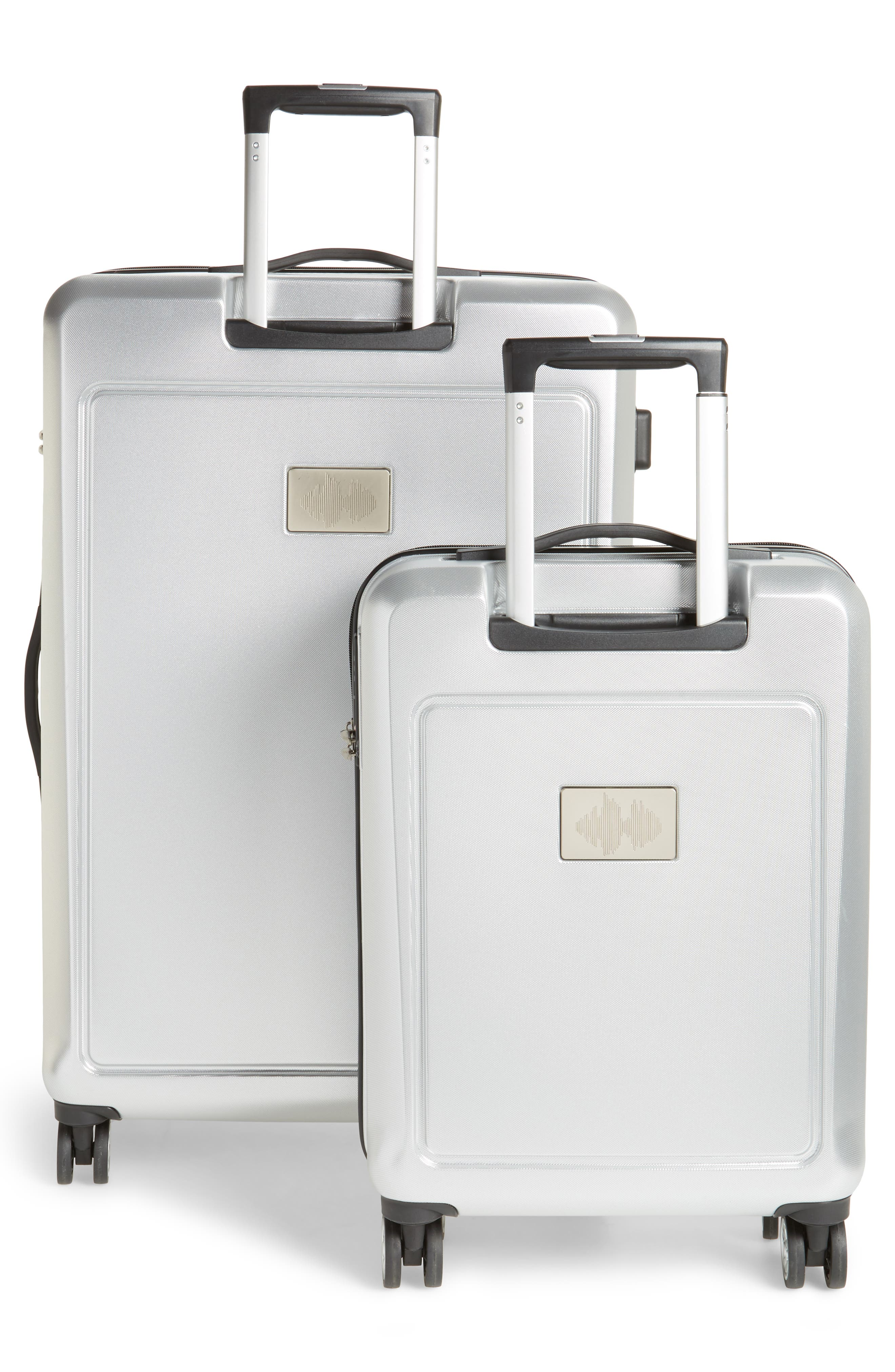 Céline Dion Timbre 2-Piece Rolling Hard-Shell Luggage Set,                             Alternate thumbnail 4, color,                             040