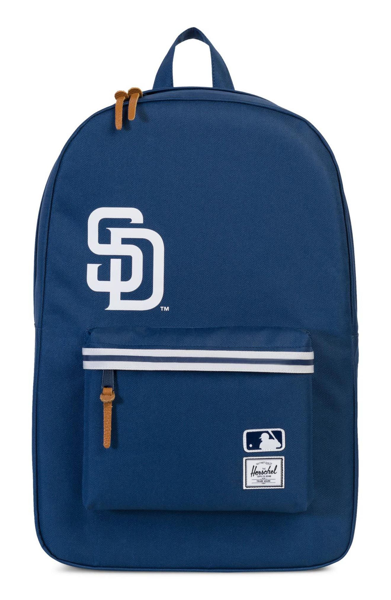 Heritage - MLB National League Backpack,                             Main thumbnail 6, color,