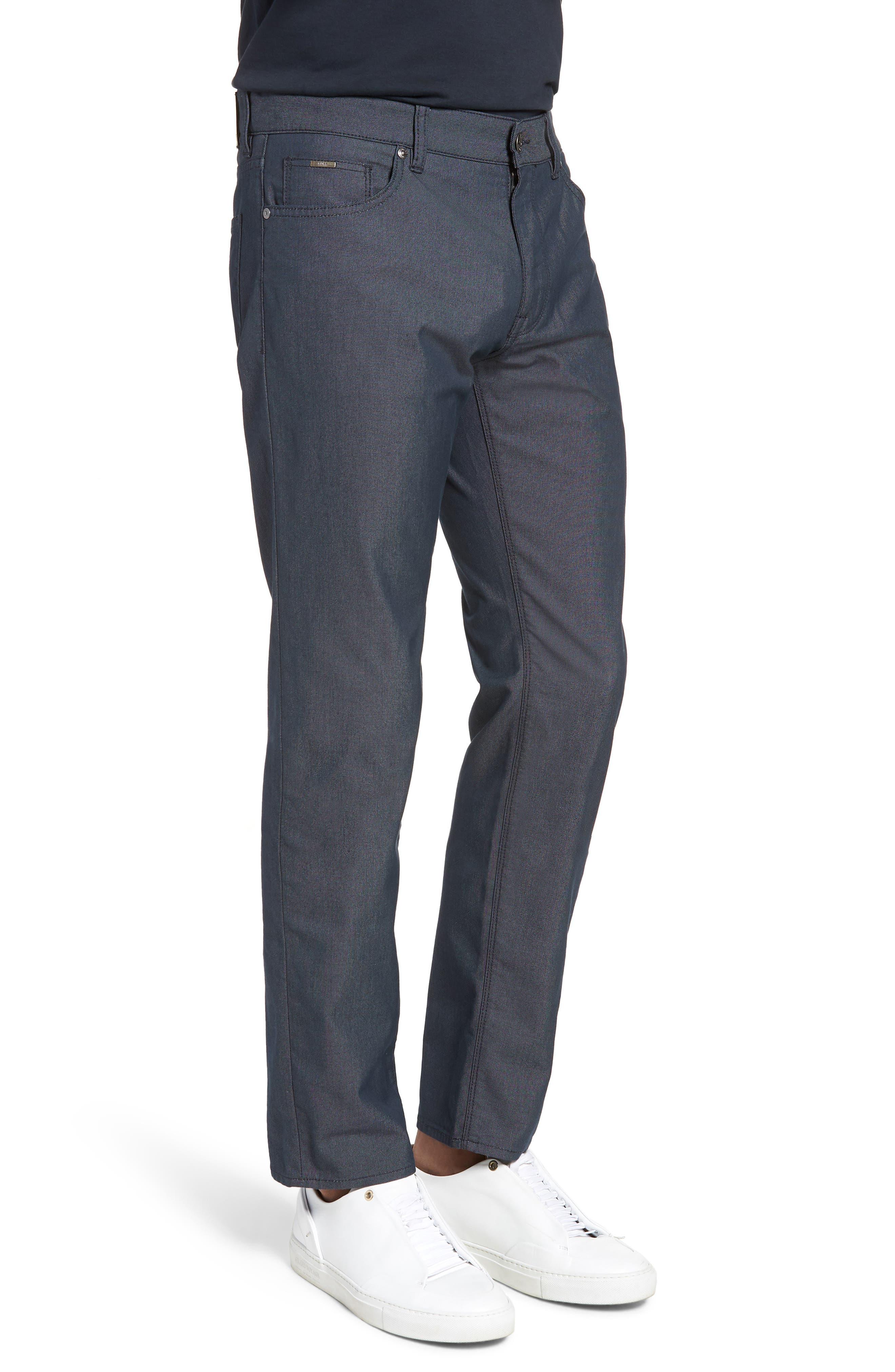 Maine Straight Leg Jeans,                             Alternate thumbnail 3, color,