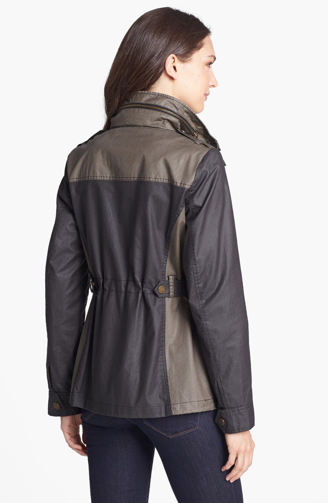 Waxed Cotton Field Jacket,                             Alternate thumbnail 2, color,                             310