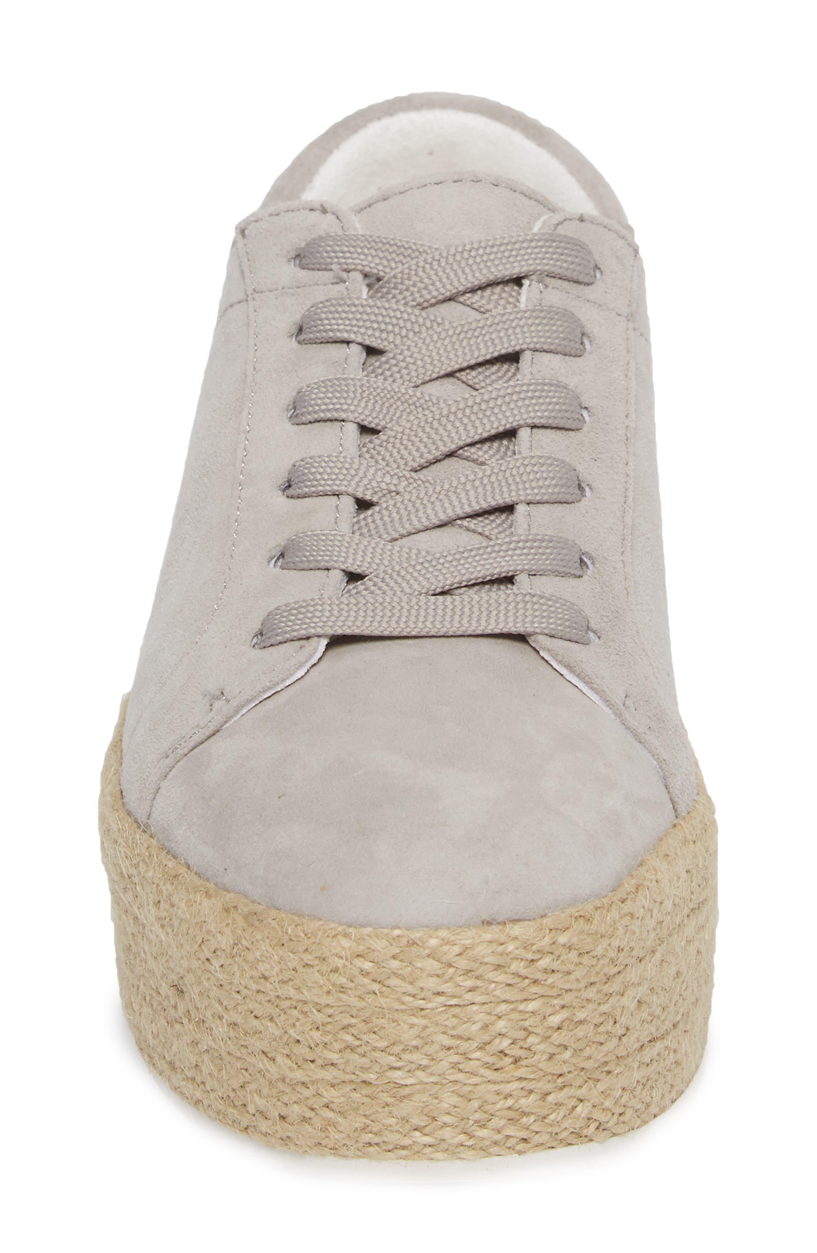 Allyson Espadrille Platform Sneaker,                             Alternate thumbnail 13, color,