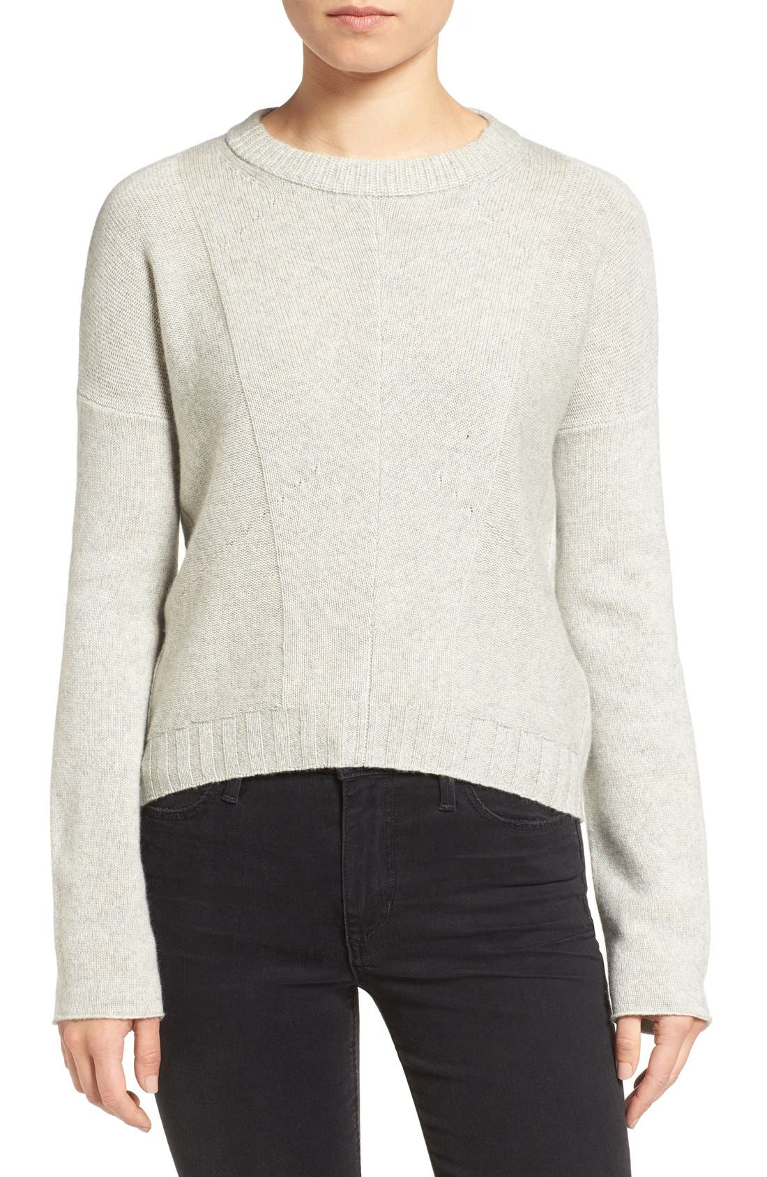Joanna Wool & Cashmere Sweater,                             Main thumbnail 2, color,