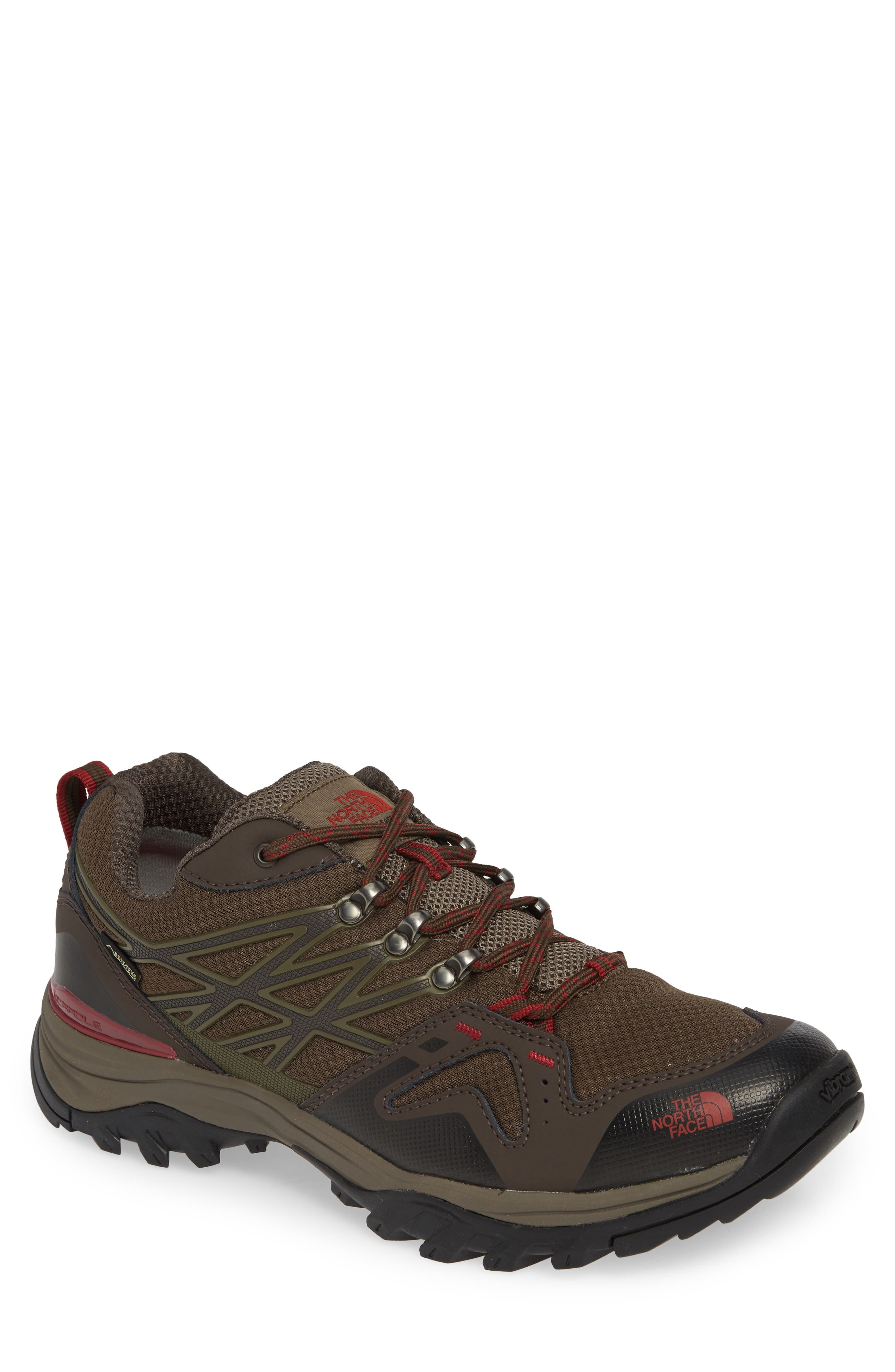 6930bb8d1deb The North Face  Hedgehog Fastpack  Gore-Tex Waterproof Hiking Shoe W - Brown